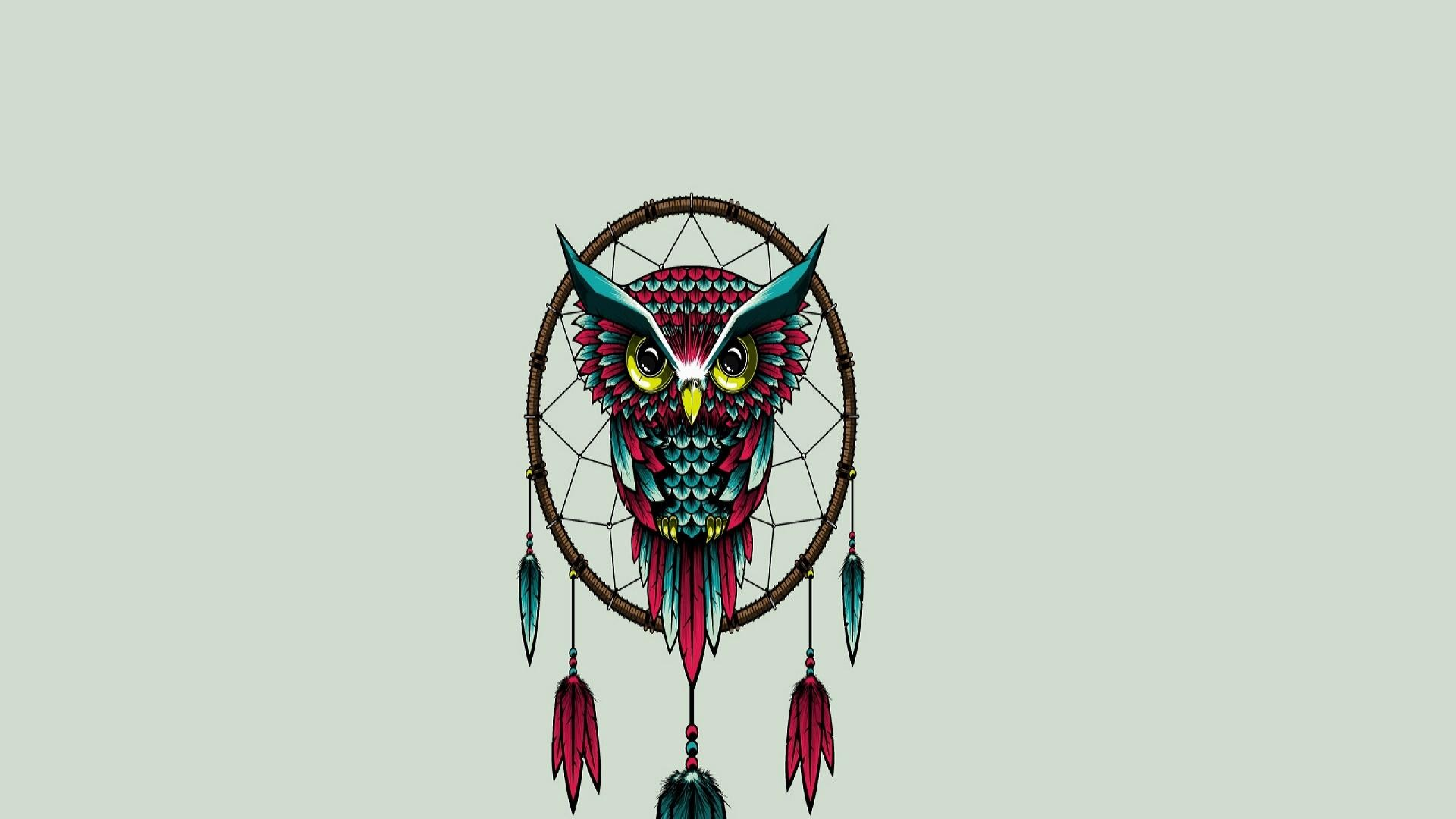 dream catcher A dreamcatcher consists of a round wooden hoop woven with a web of yarn leading to a dangling of a nightmare will get caught in the web of the dream catcher figuratively stopping the flow of bad.