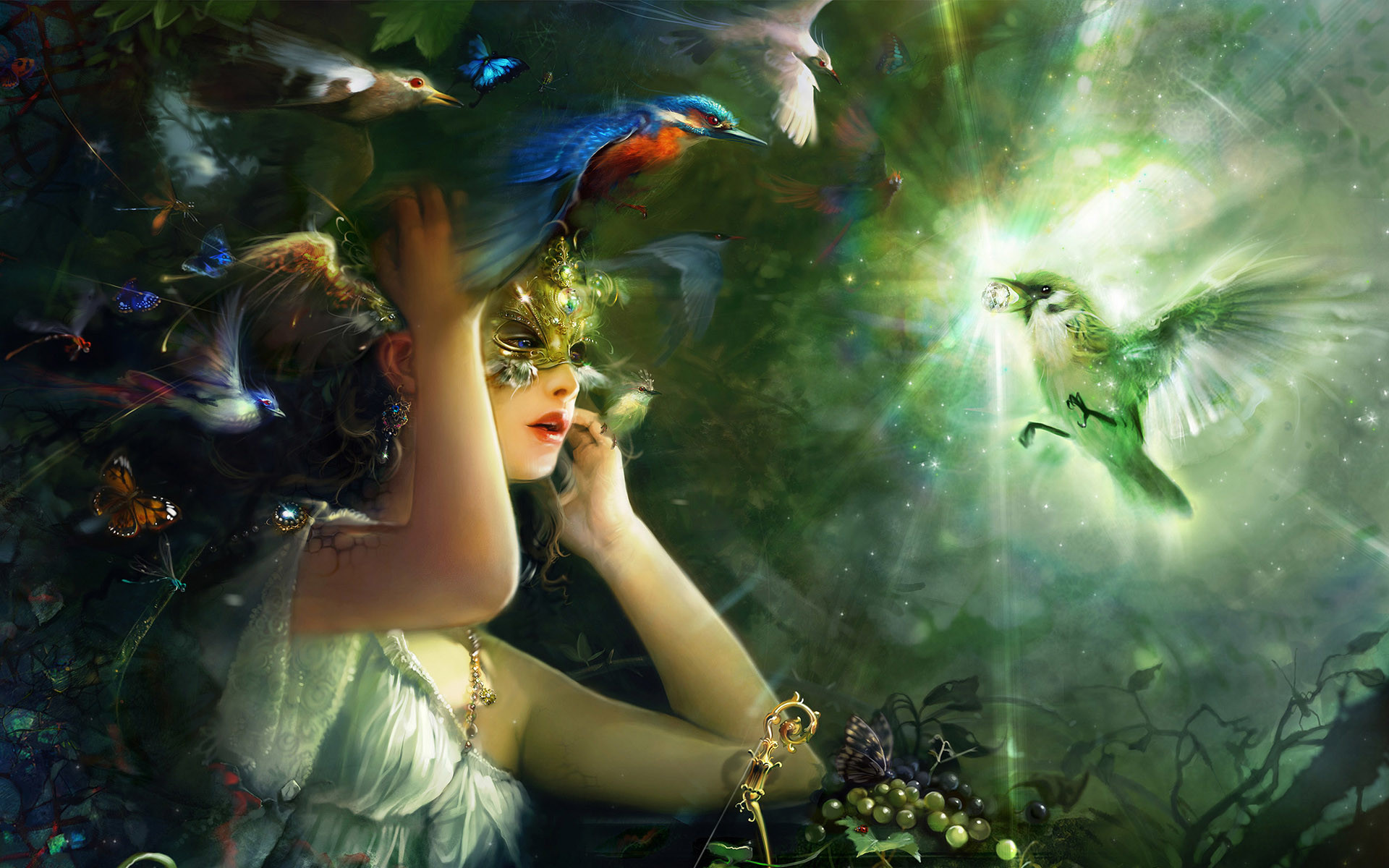 Pretty fairy wallpapers 61 images 1920x1200 beautiful fairy wallpaper hd 10 cool wallpaper fairies voltagebd Image collections