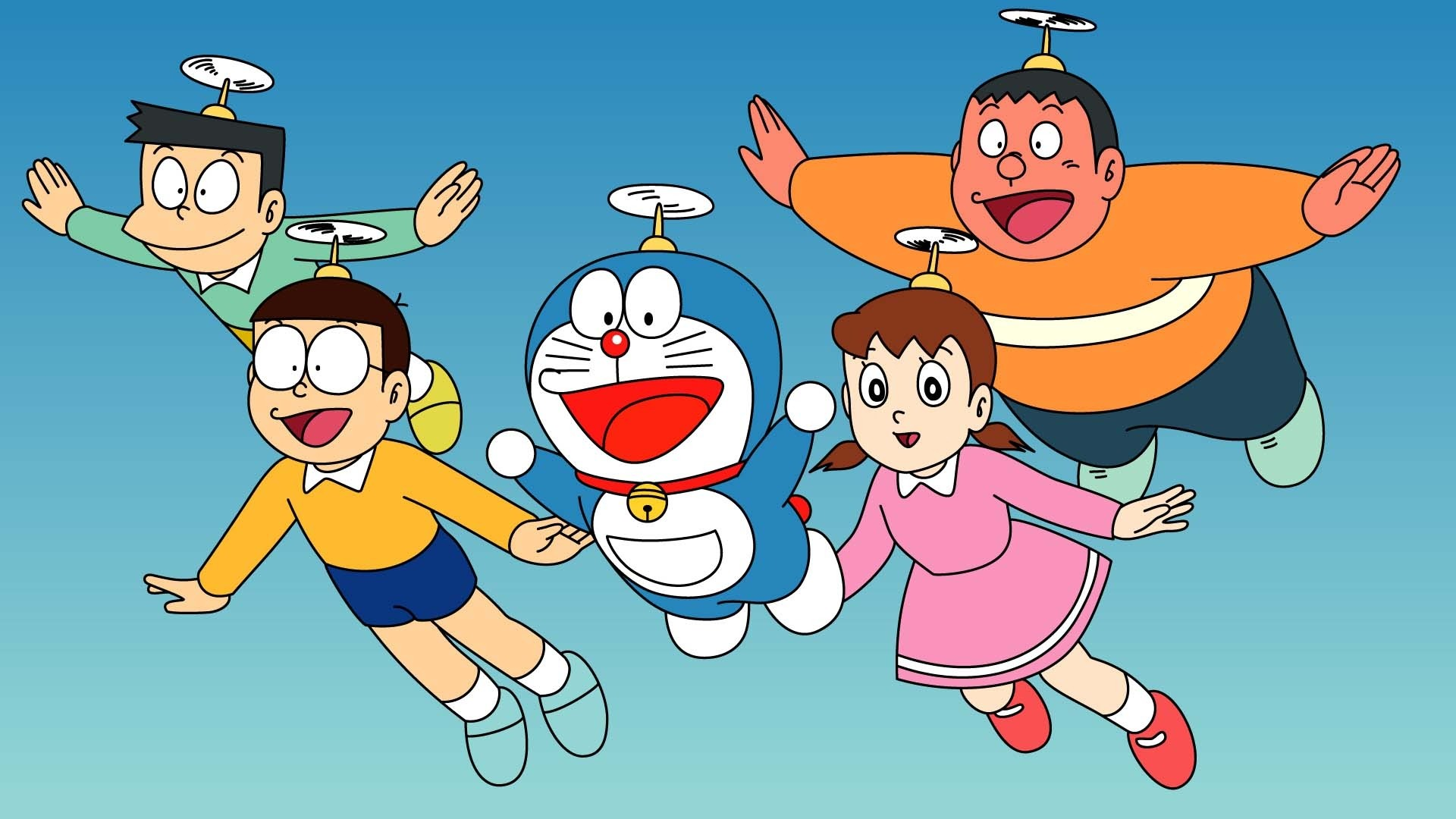 1920x1080 HDQ Cover Doraemon Images Collection for Desktop – download free