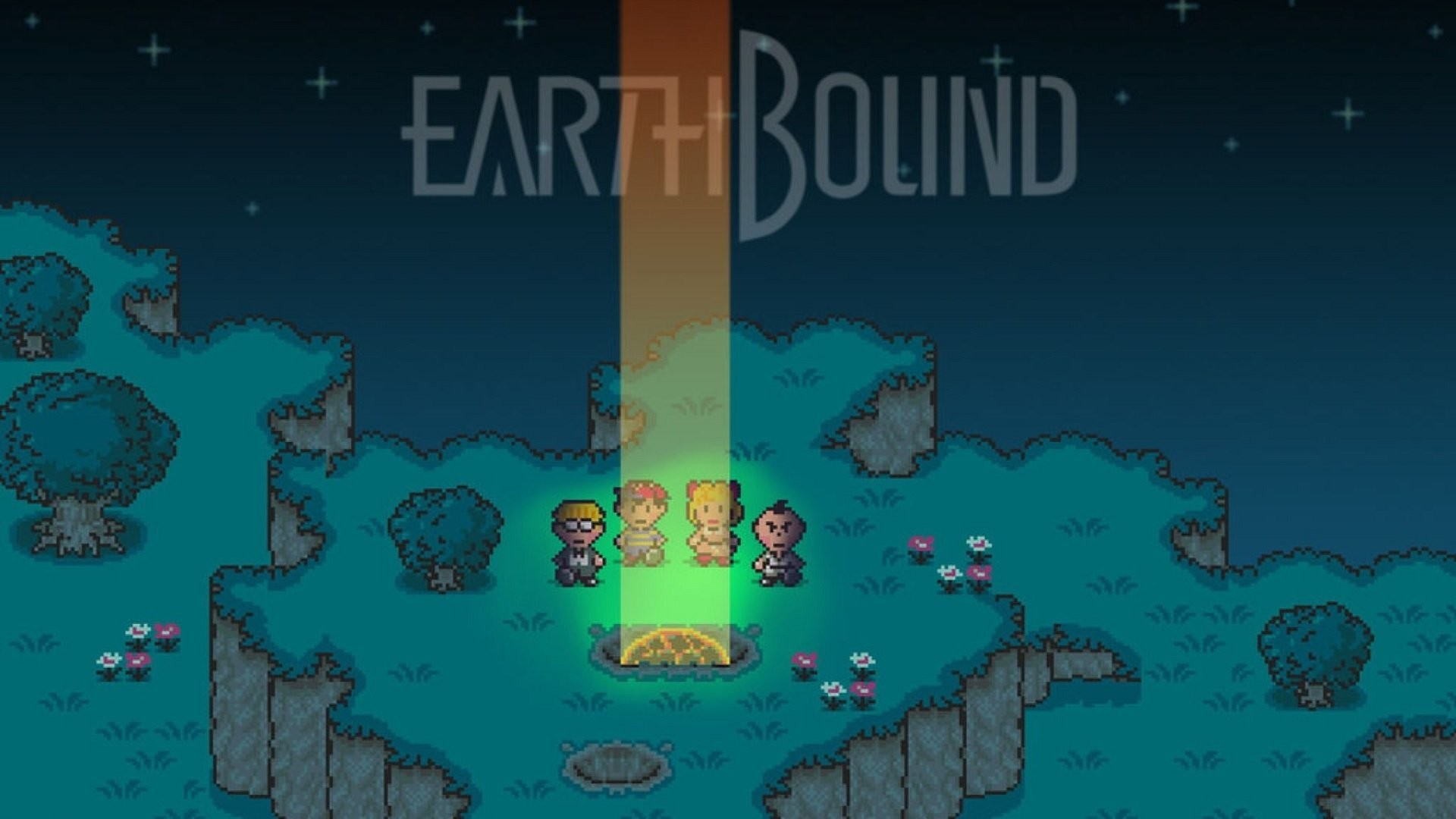 1920x1080 HD Wallpaper | Background ID:531960.  Video Game Earthbound