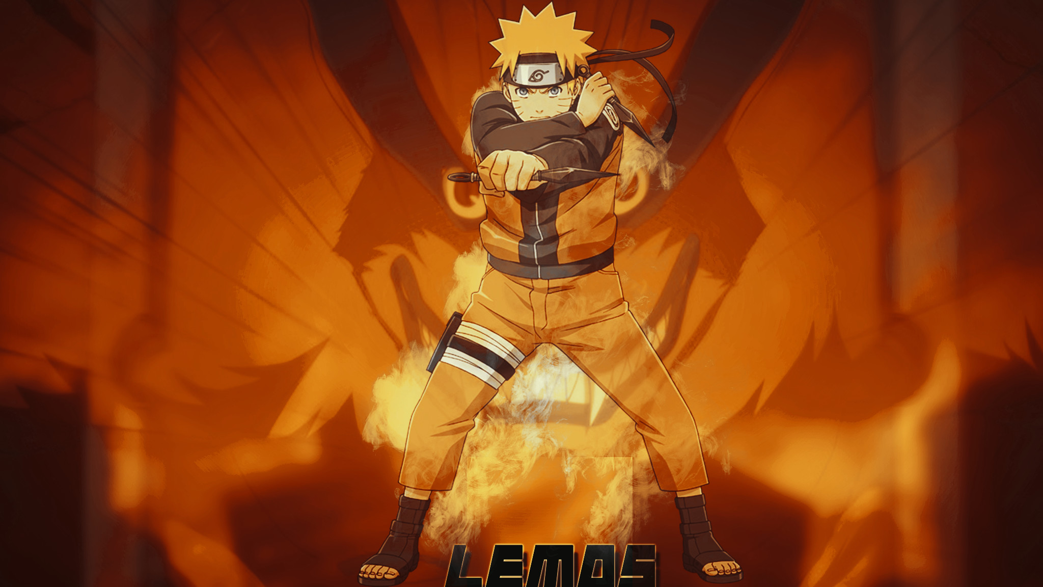 Naruto Nine Tails Wallpaper (68+ Images
