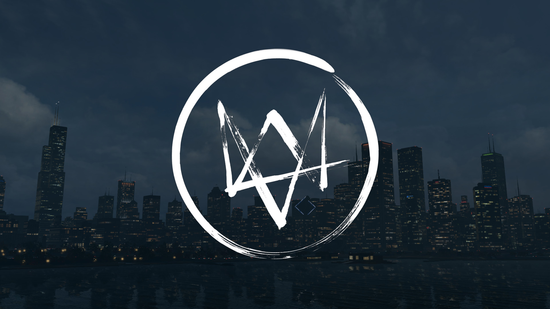 1920x1080 Video Game - Watch Dogs Wallpaper