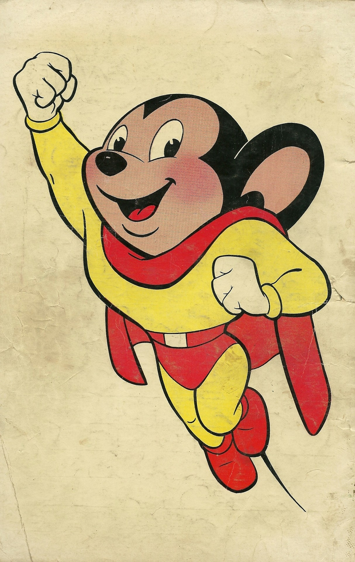 Mighty Mouse Wallpaper 64 Images