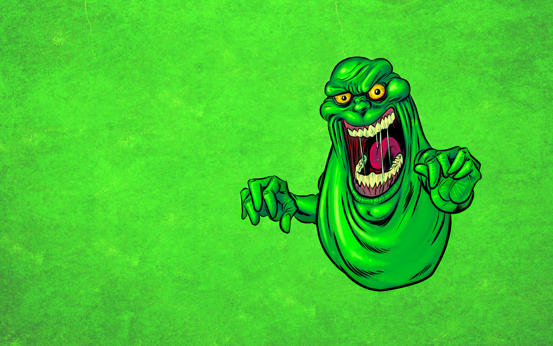1920x1200 Related Wallpapers from Silver Surfer Wallpaper. Slimer ghostbusters