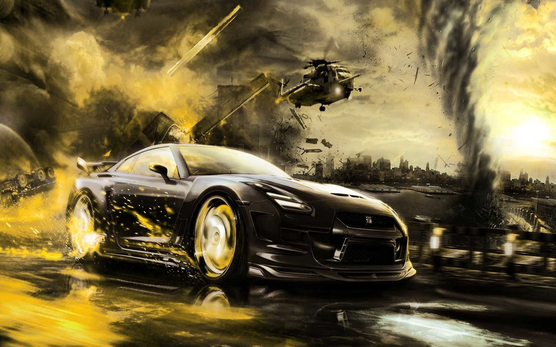1920x1200 ...  Beautiful and Great looking 3d car wallpapers HD
