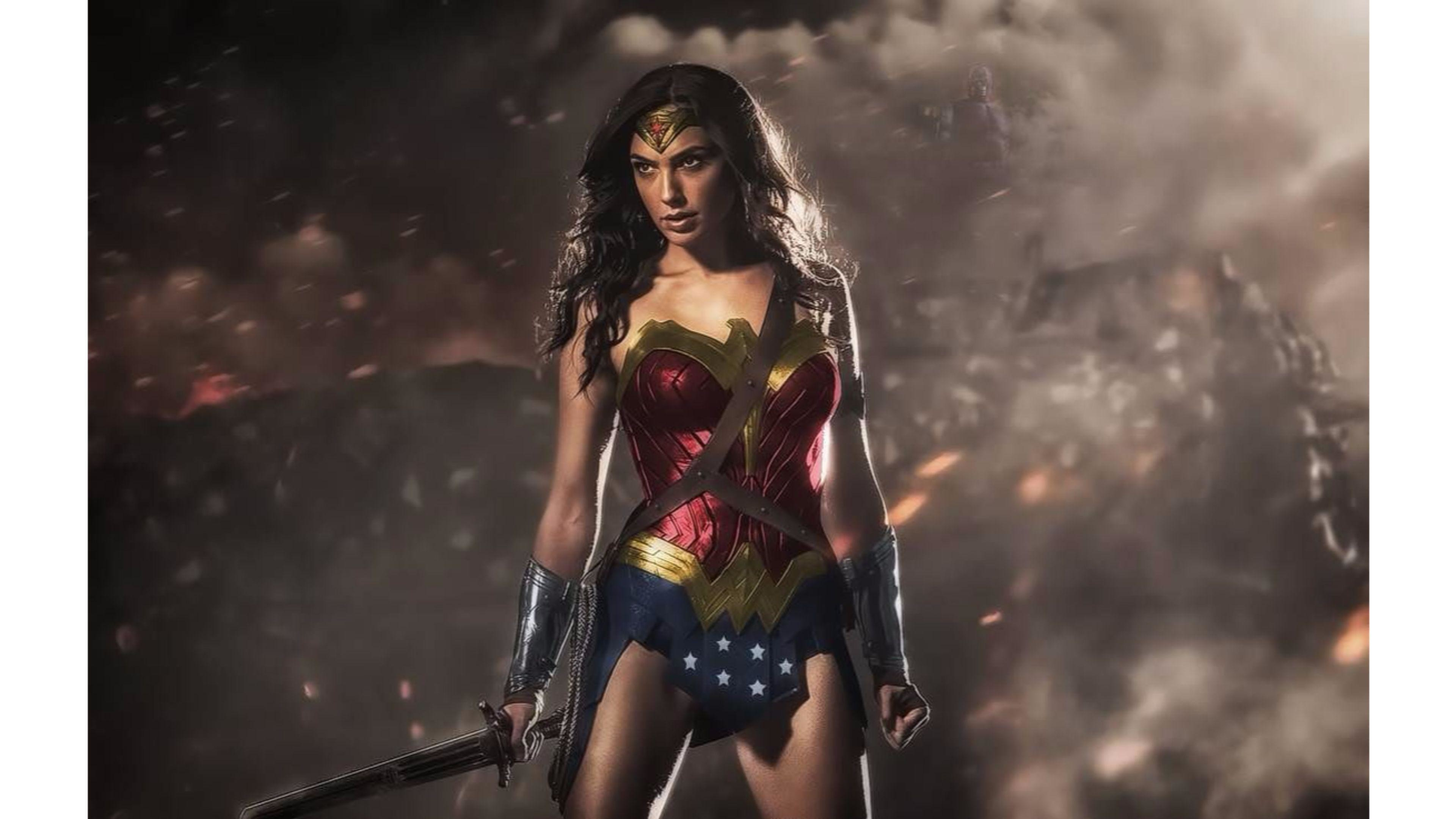 3840x2160 Wonder Woman Wallpaper Full Hd ~ Sdeerwallpaper