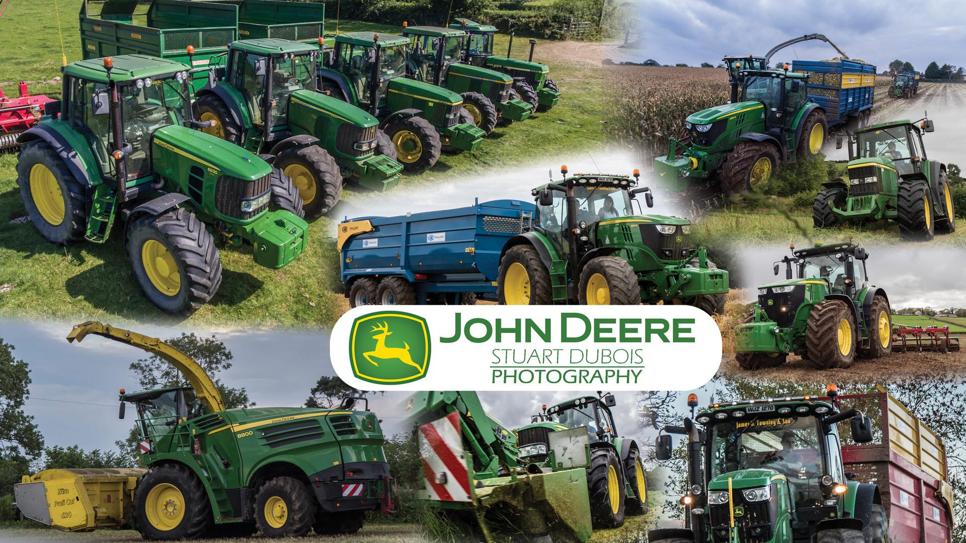 HD John Deere Wallpaper (64+ images)