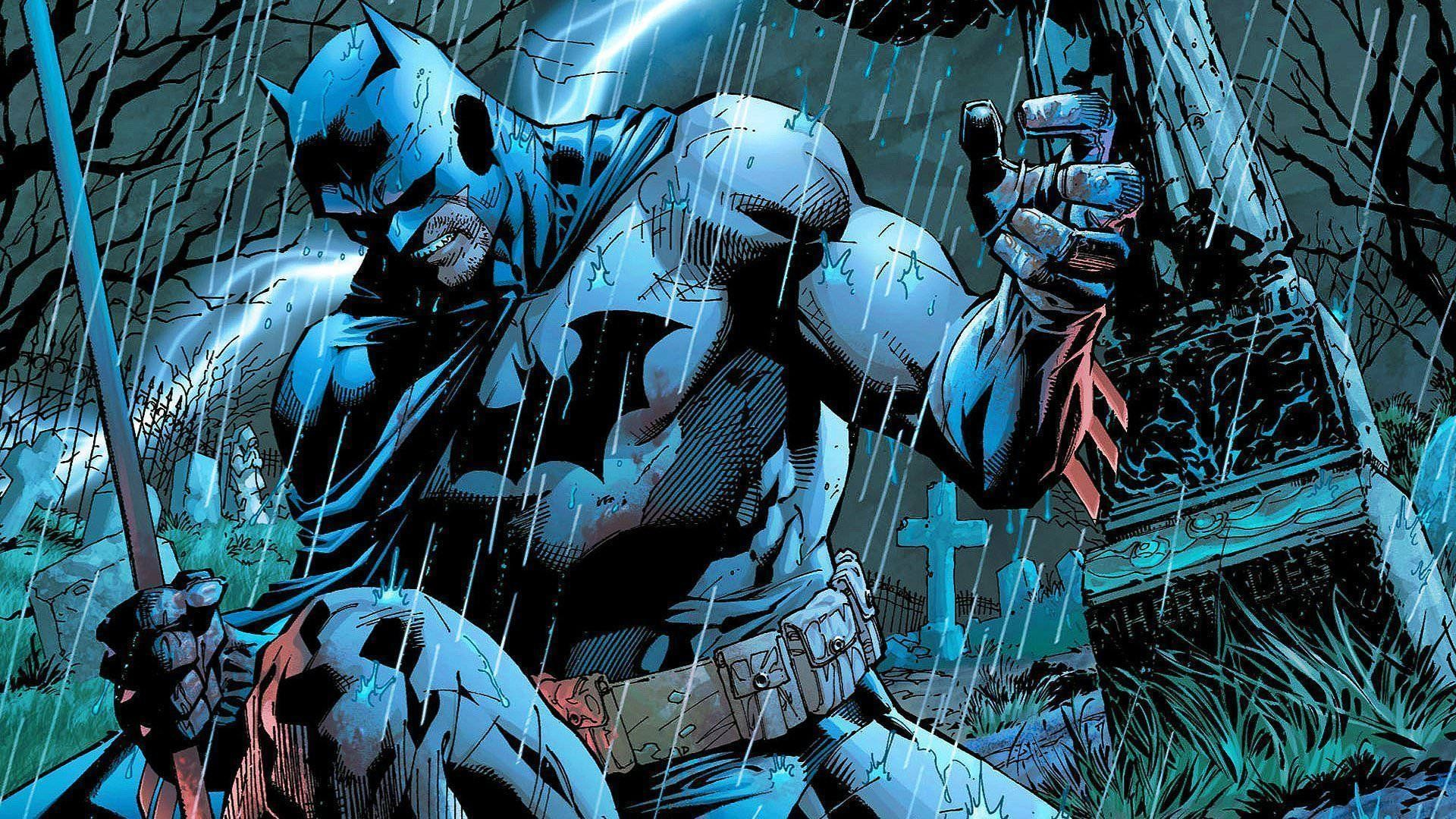 1920x1080 Batman Jim Lee Wallpaper - Viewing Gallery