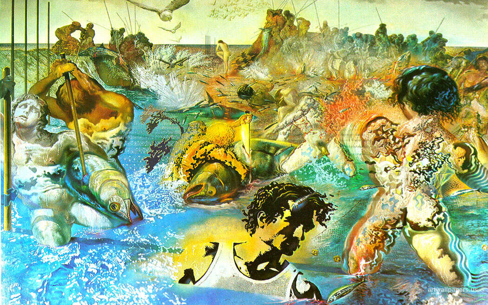 1920x1200 Salvador Dali Wallpaper 04. 1600 x 1200 . 1680 x 1050 . Full HD Wallpaper  1080p 1920 x 1080 : 1920 ...