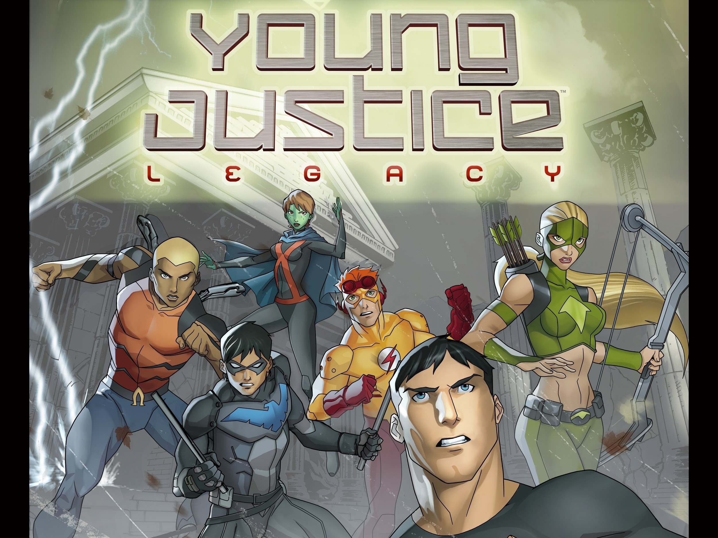 2500x1875 Young Justice: Legacy HD Wallpaper | Background Image |  |  ID:393152 - Wallpaper Abyss