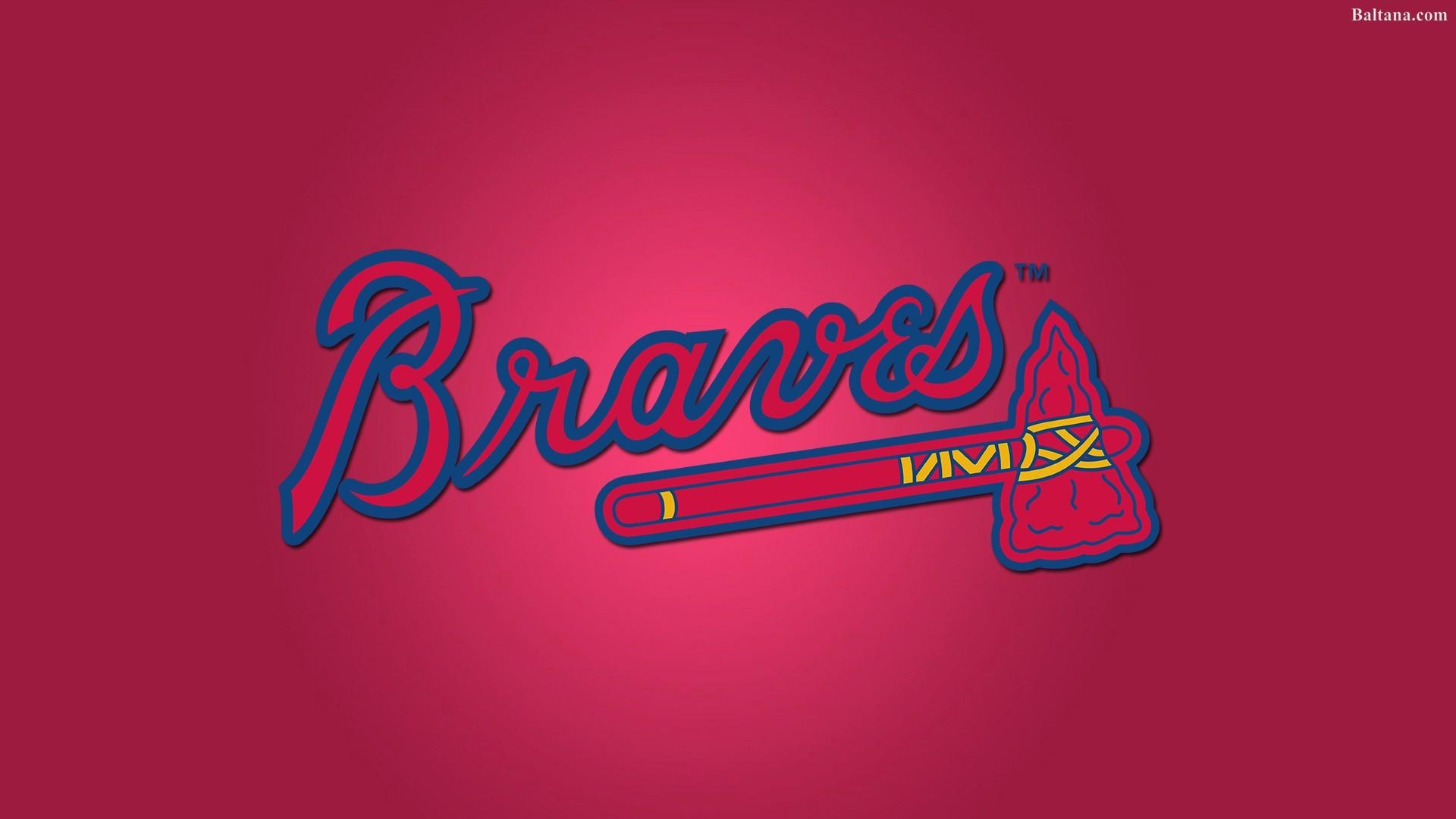 Atlanta Braves Logo Wallpaper 68 Images