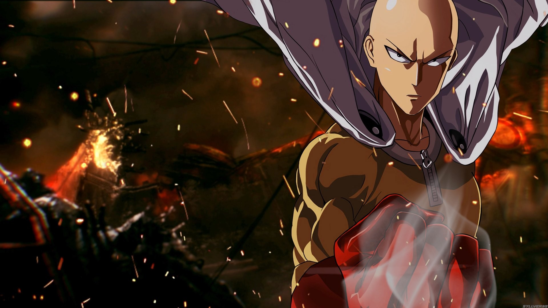 One Punch Man Wallpaper Hd 68 Images
