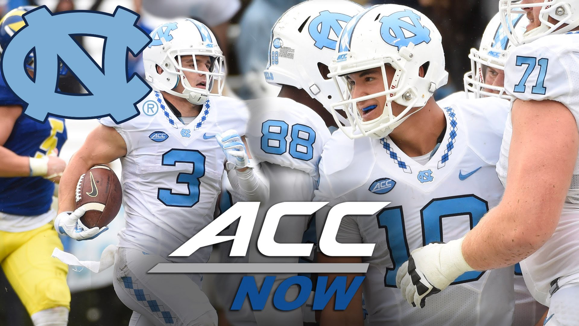 1920x1080 North Carolina Tar Heels' Ryan Switzer & Mitch Trubisky Talk Dominating Win  - YouTube