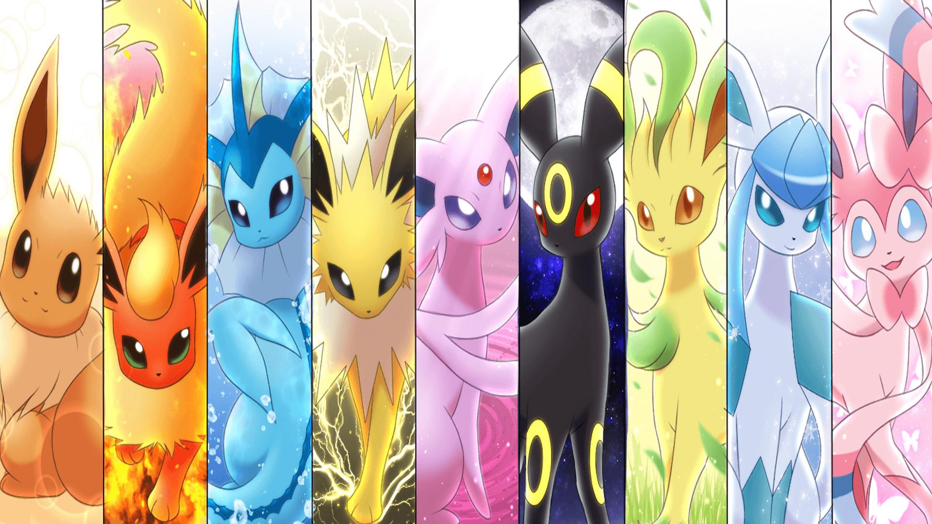 Shiny Leafeon Pokemon X