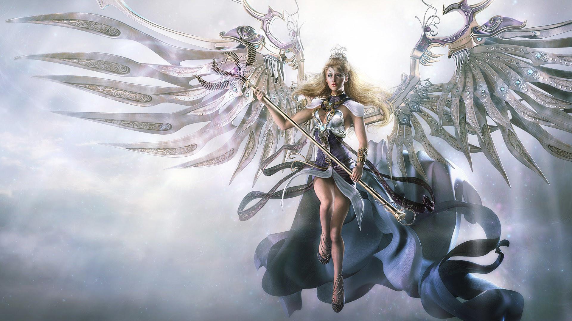 Angels Wallpaper 1920x1080 (77+ images)