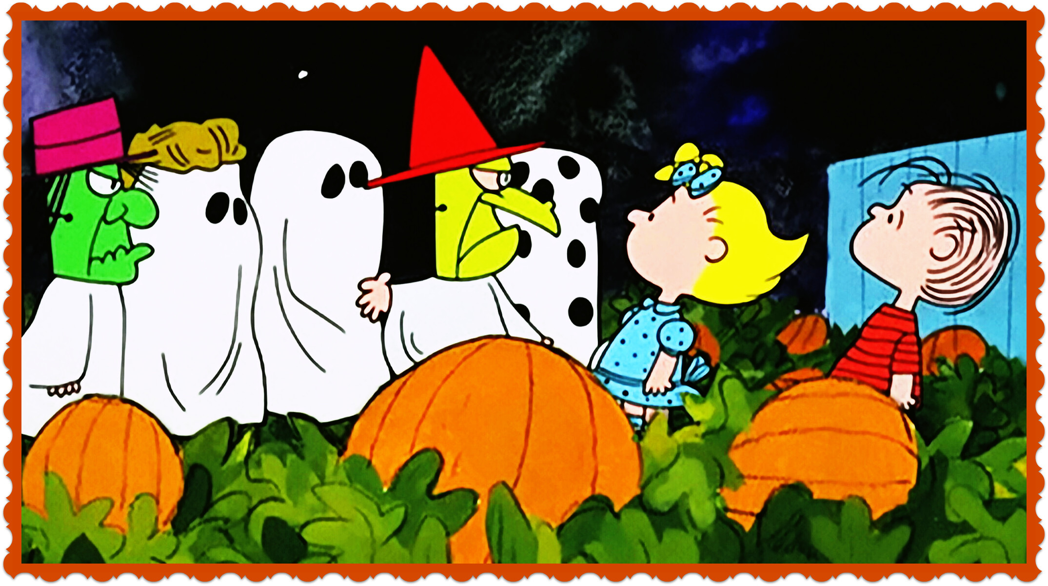 charlie brown halloween wallpaper download 1920x1080