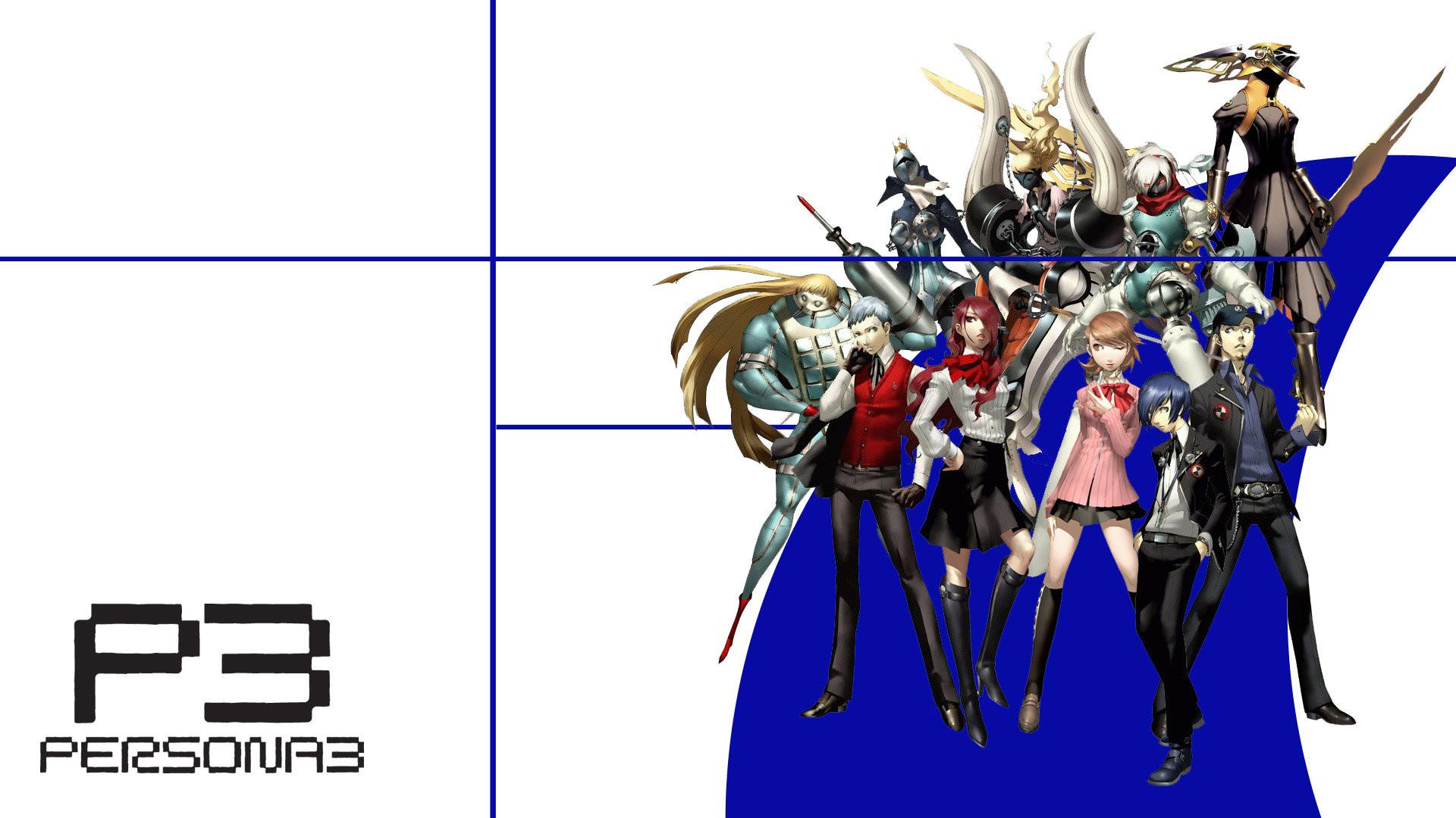 Persona 3 Hd Wallpaper 68 Images