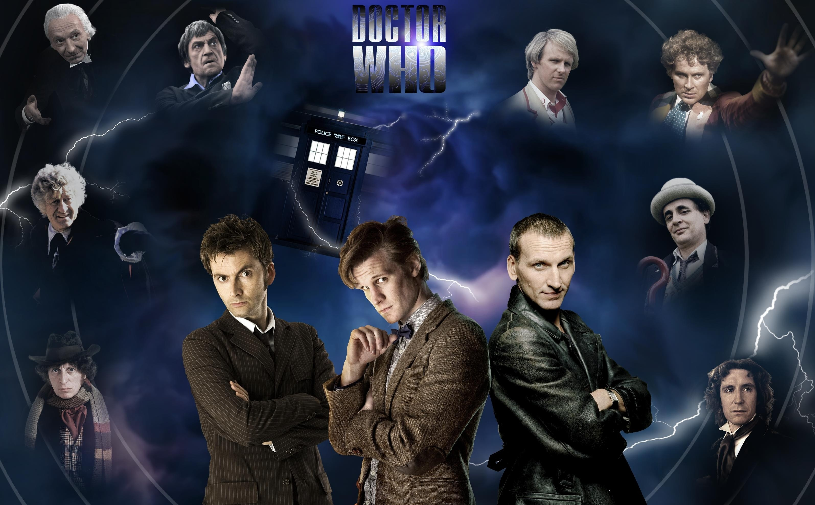 3189x1976 tardis david tennant matt smith fourth doctor tom baker doctors eleventh  doctor paul mcgann doctor w