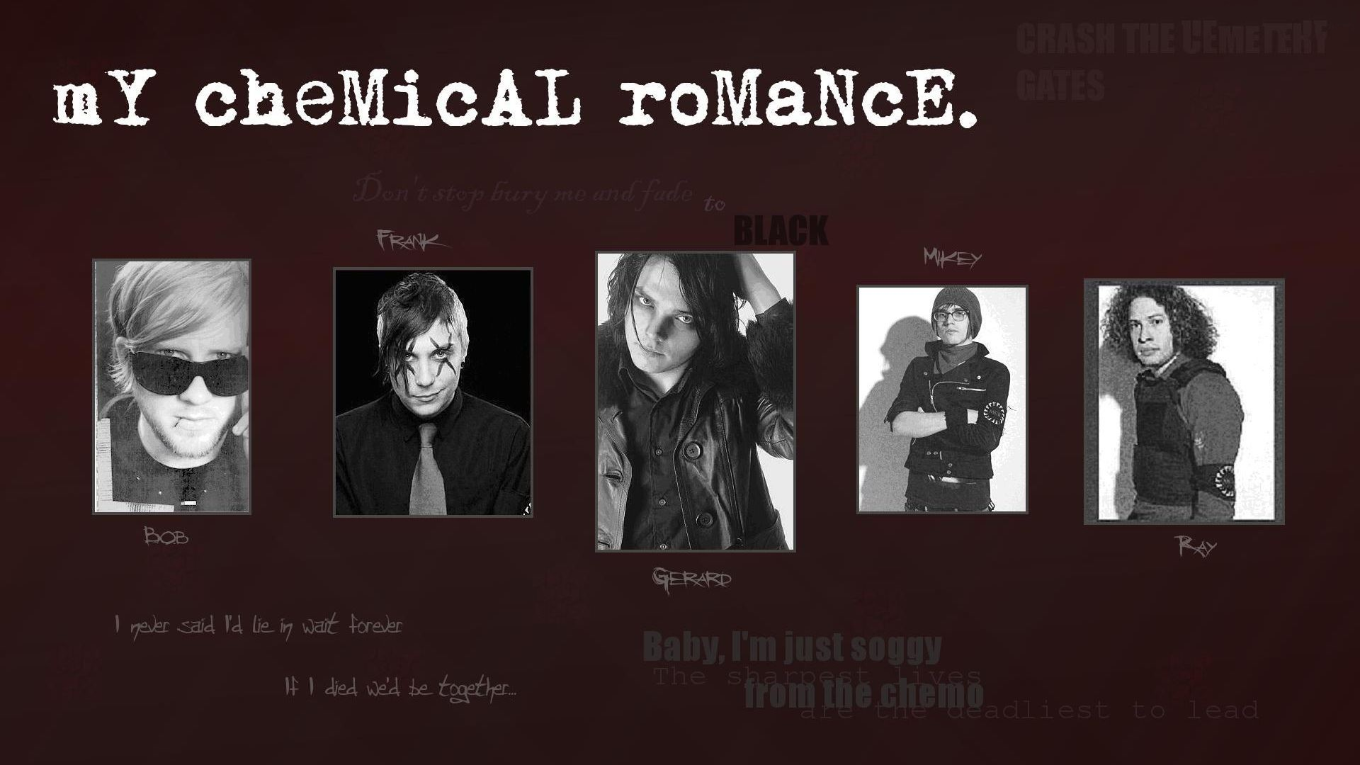 1920x1080 My-Chemical-Romance-Wallpaper-Download-Free