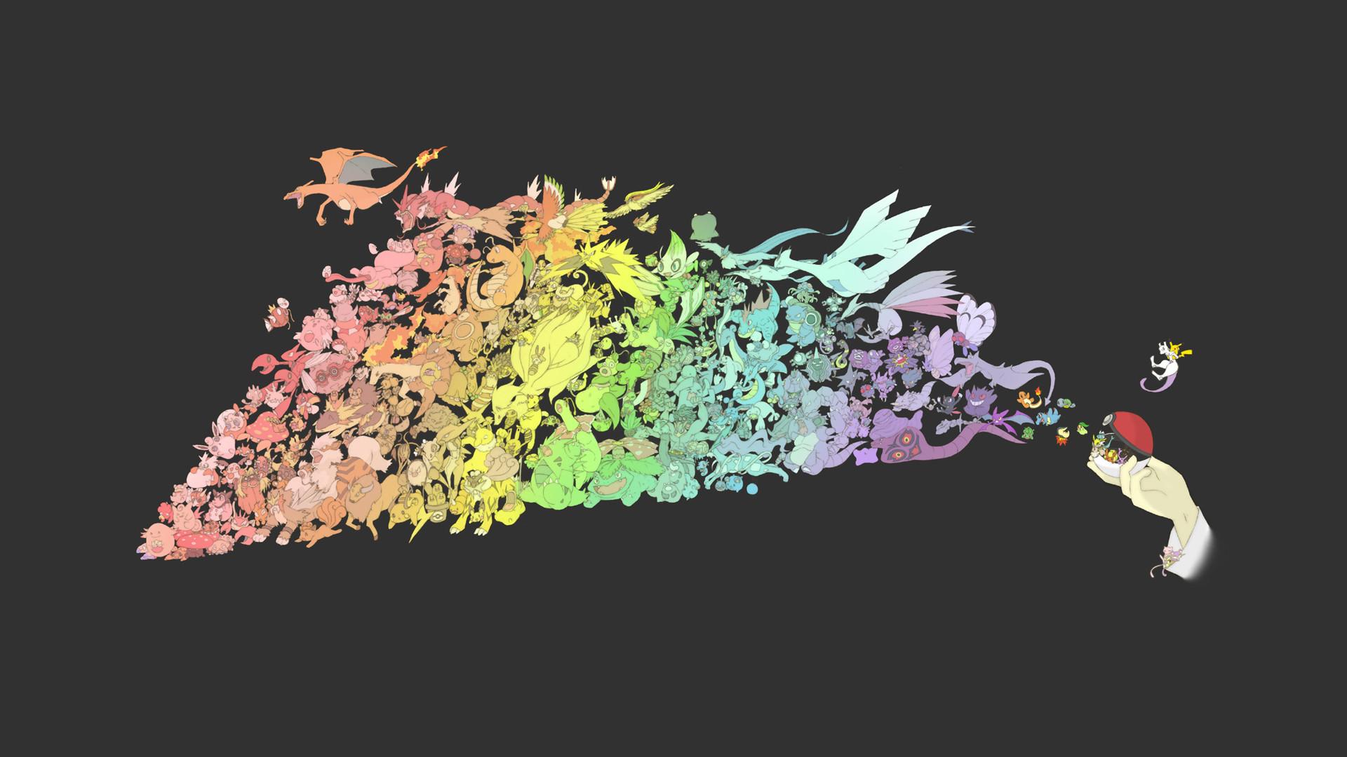 Pokemon legendary wallpaper 62 images - All legendary pokemon background ...