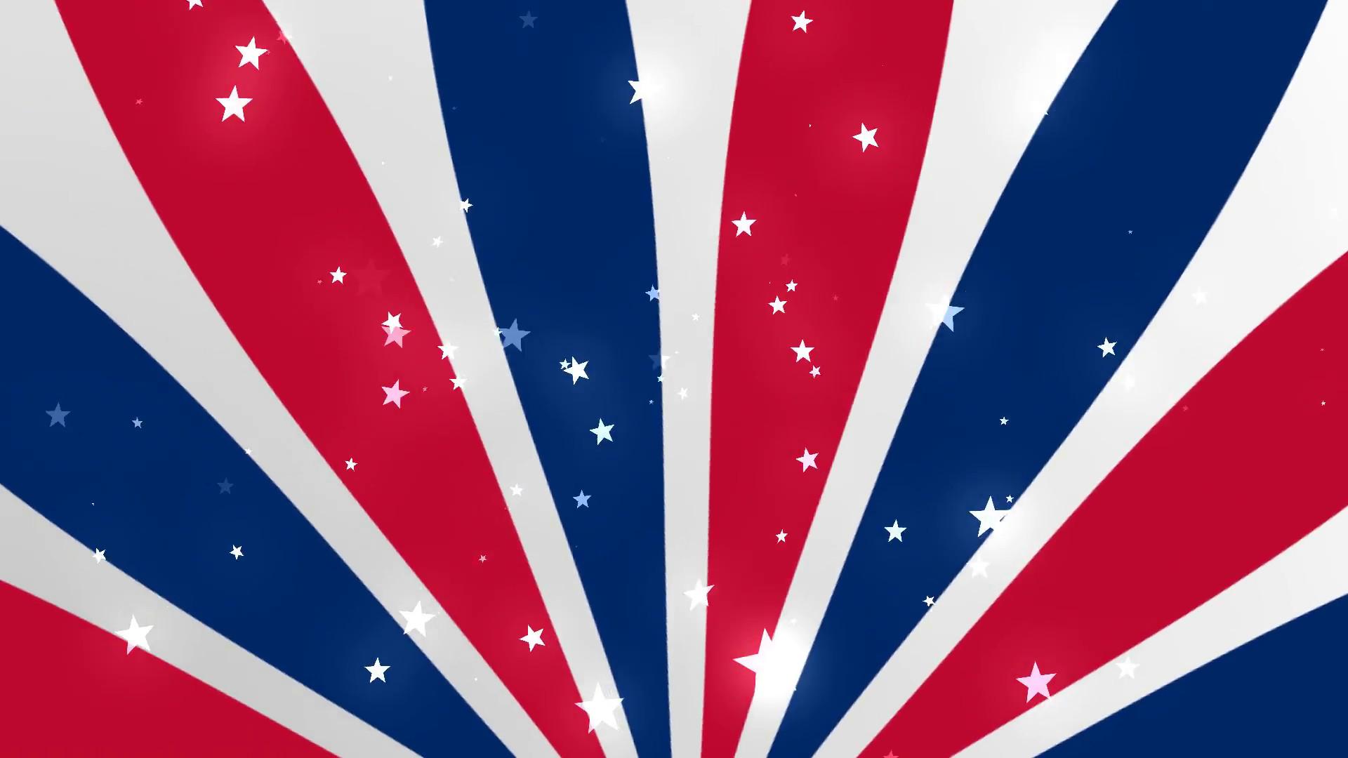 Stars and stripes background 44 images 1920x1080 usa patriotic stars and stripes 1 loopable background motion background videoblocks voltagebd Images