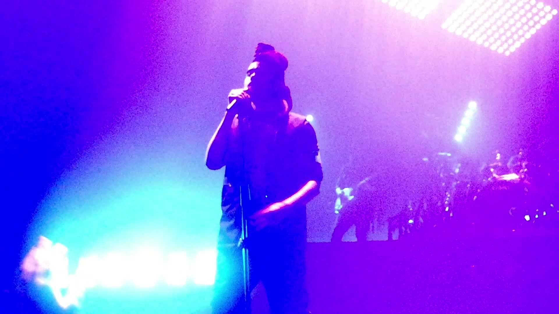 1920x1080 The Weeknd – In The Night / Dirty Diana (Live) – Worcester, MA – Nov 12,  2015 - YouTube