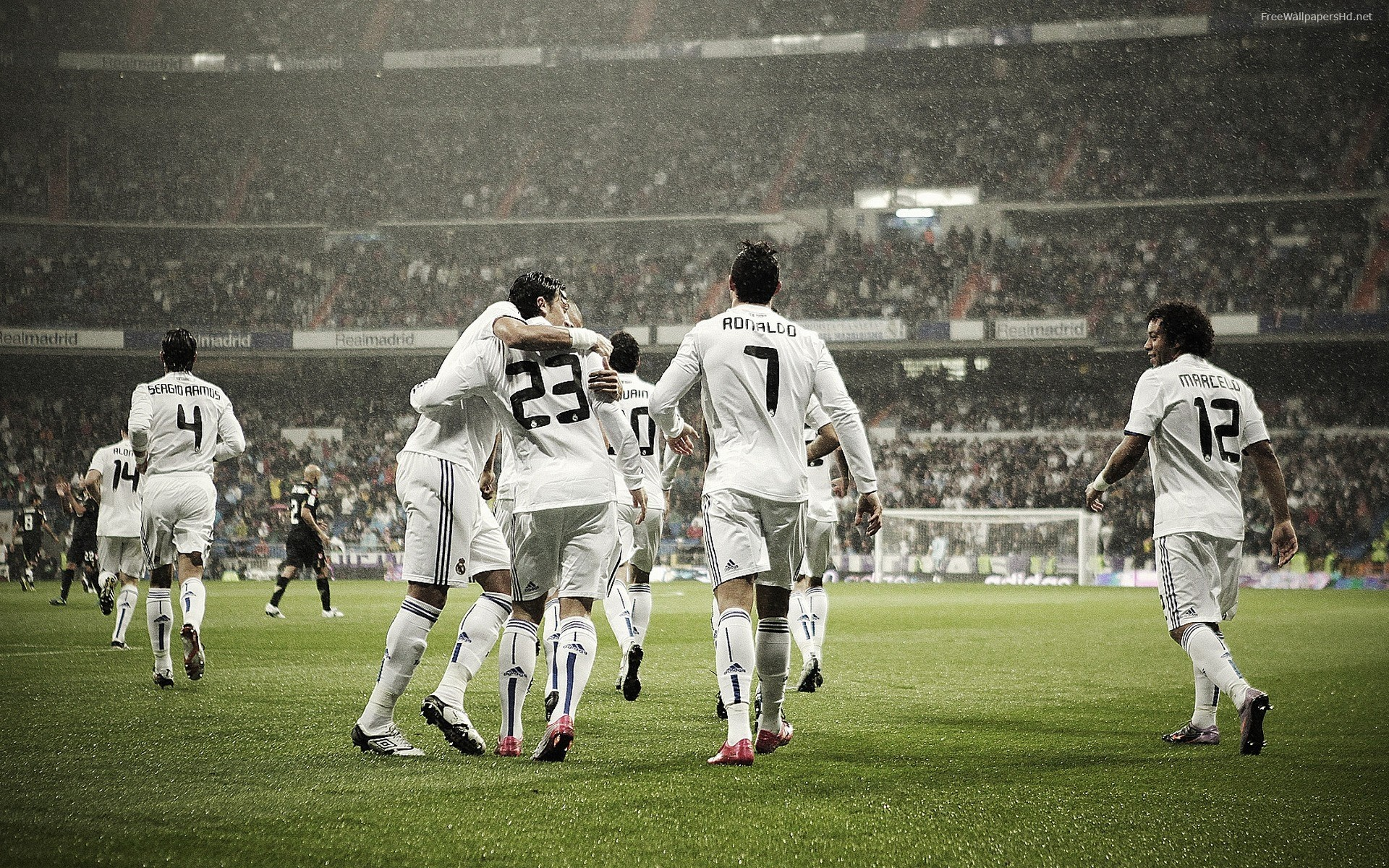 1920x1200 Real Madrid Best Players Wallpaper Photos 1967
