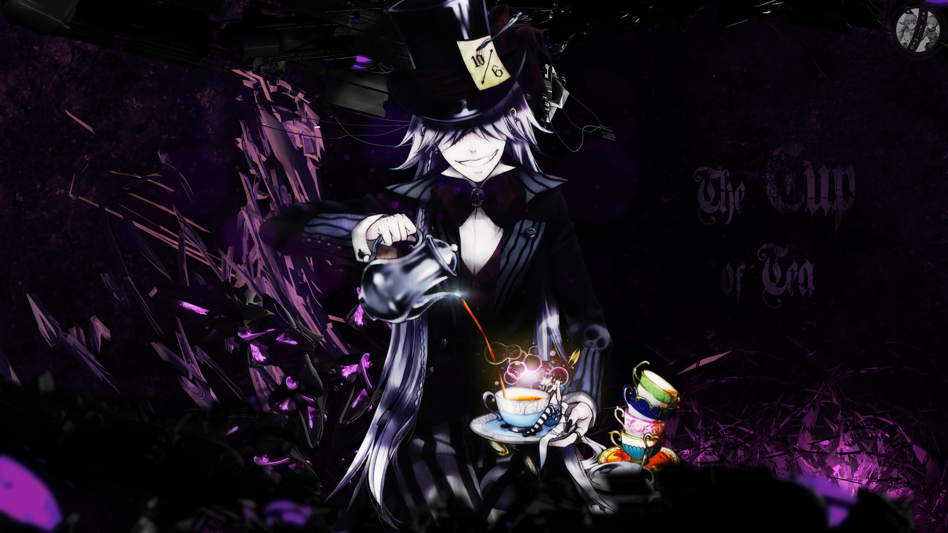 1920x1080 Undertaker Kuroshitsuji Zerochan Anime Image Board Source · The cup of tea  Black Butler Wallpaper by Siimeo