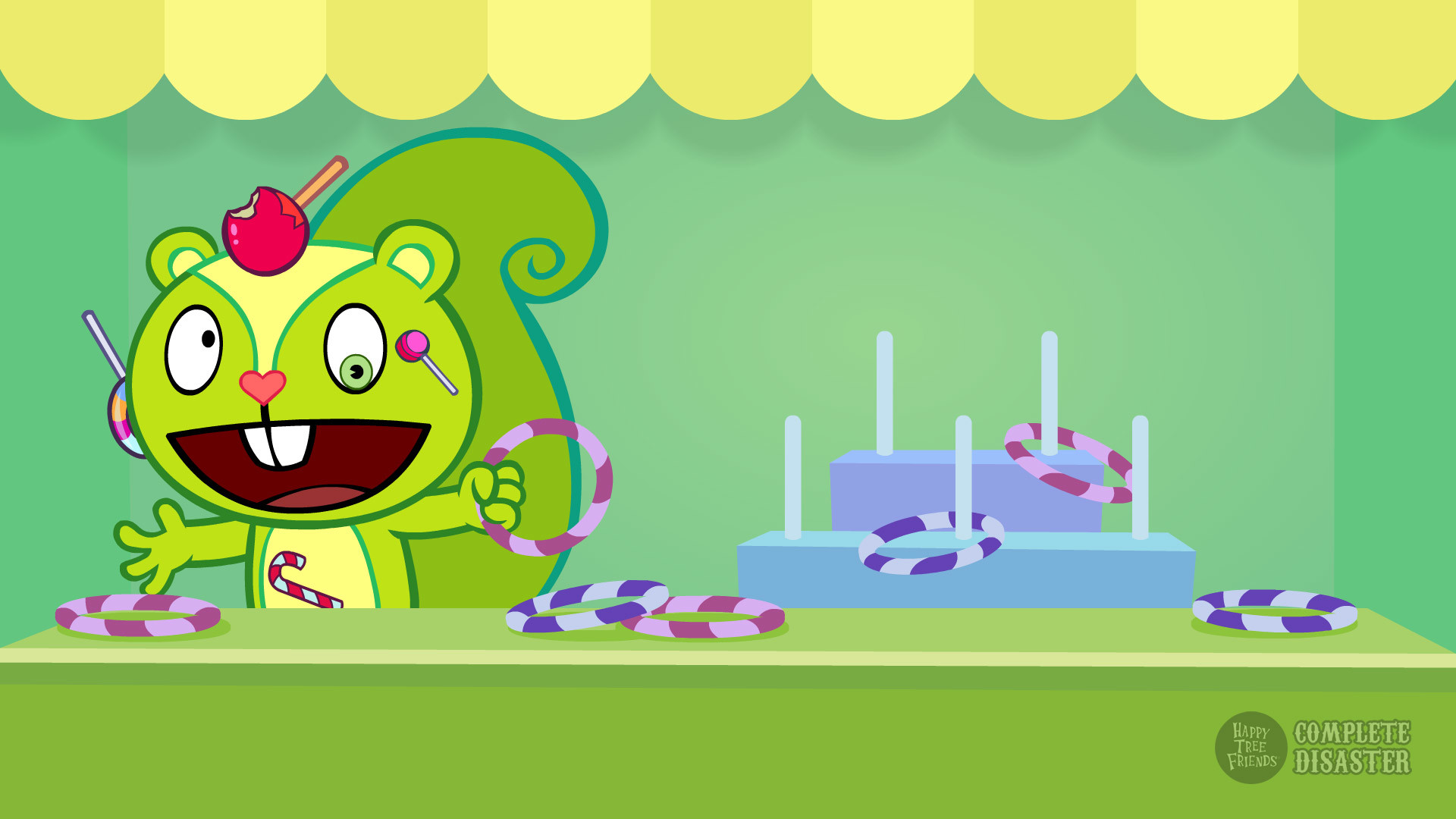 1920x1080 Happy Tree Friends: MORE Complete Disaster Wallpapers
