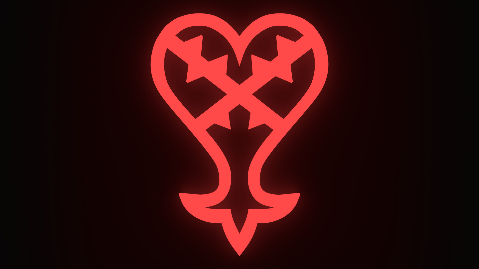 1920x1080 Kingdom Hearts - Heartless Wallpaper by abluescarab Kingdom Hearts - Heartless  Wallpaper by abluescarab
