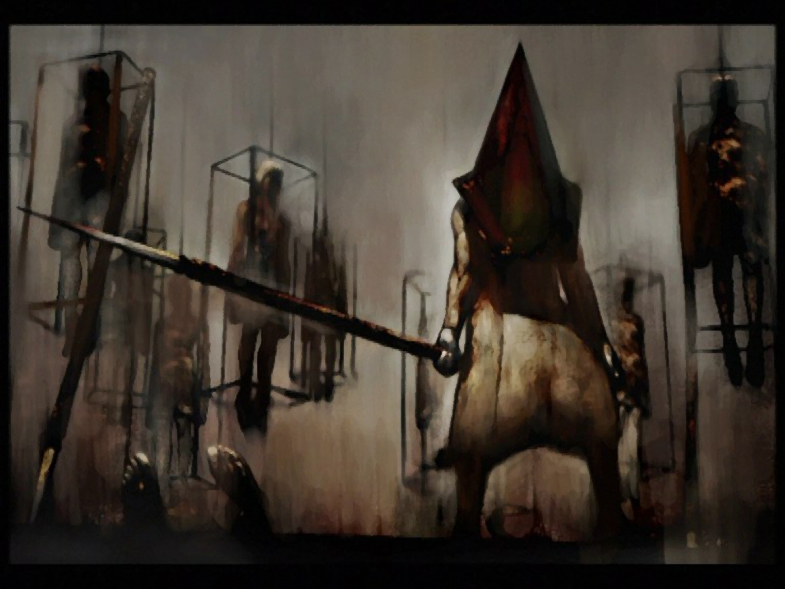 Silent Hill 2 Pyramid Head Wallpaper 59 Images