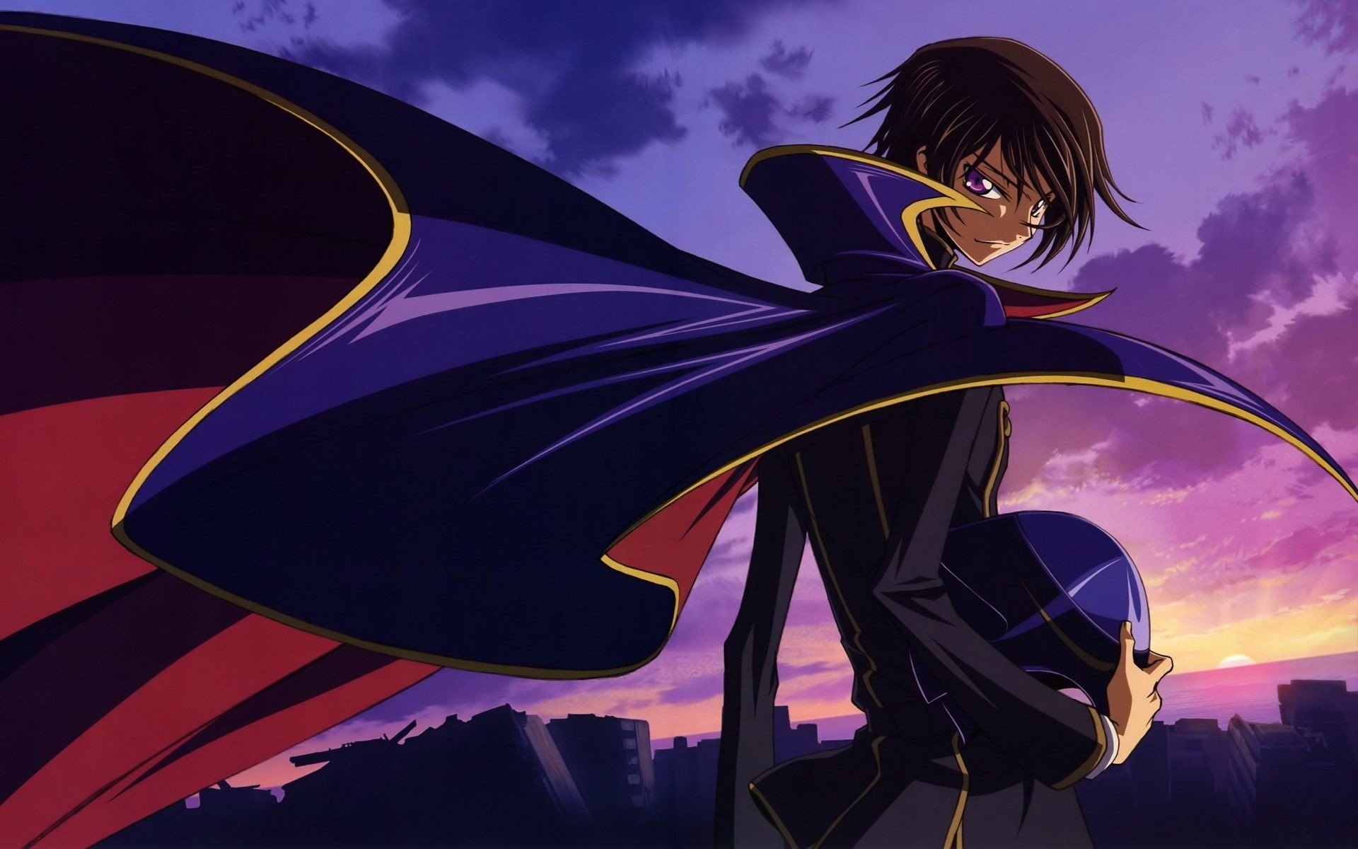 1920x1200 1641 Code Geass HD Wallpapers | Background Images