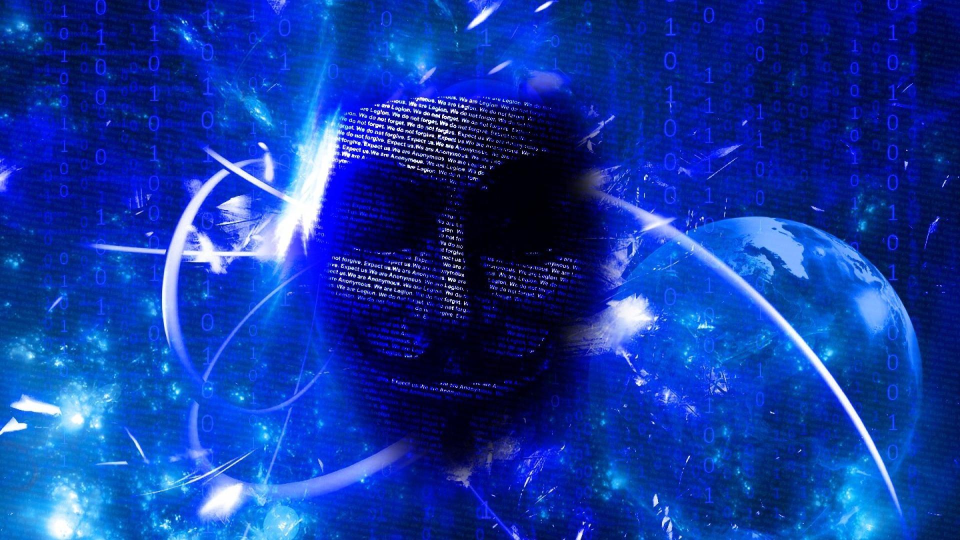 Hd Wallpaper 1920x1080 Black Blue: Matrix Code Wallpaper HD (65+ Images