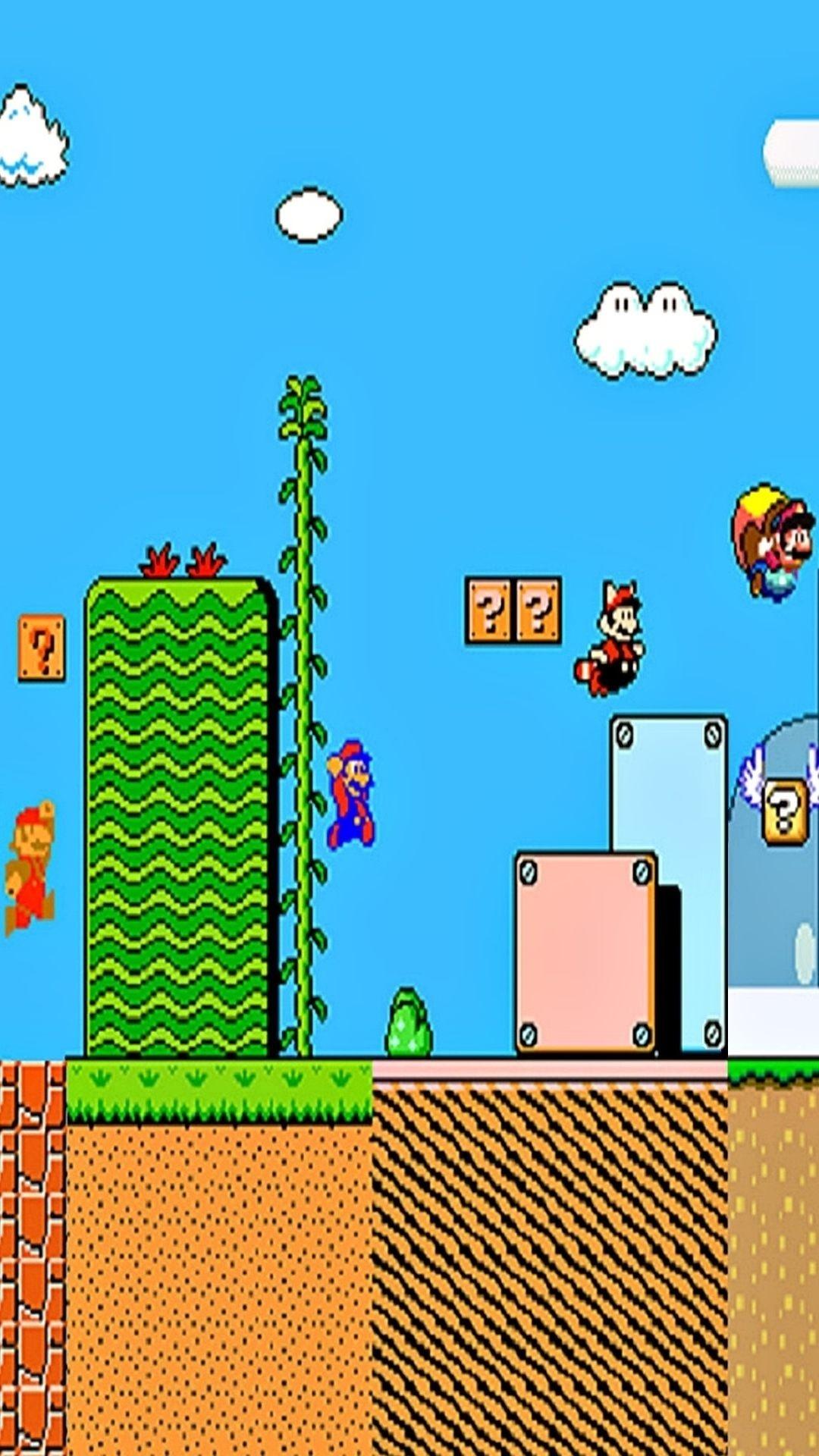 Mario Iphone Wallpaper 73 Images