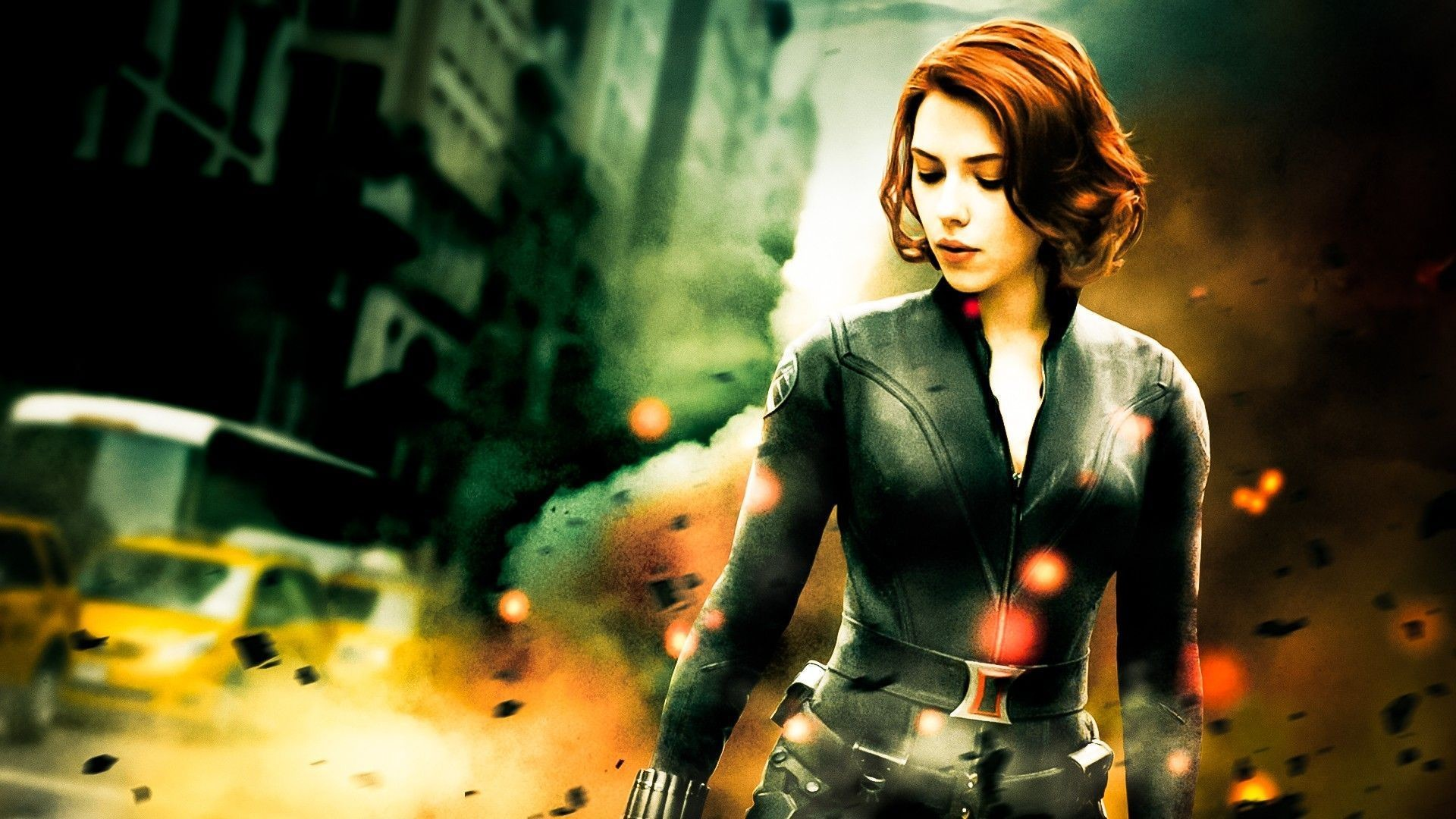 Scarlett Johansson Wallpaper: Black Widow Wallpapers Scarlett Johansson (76+ Images