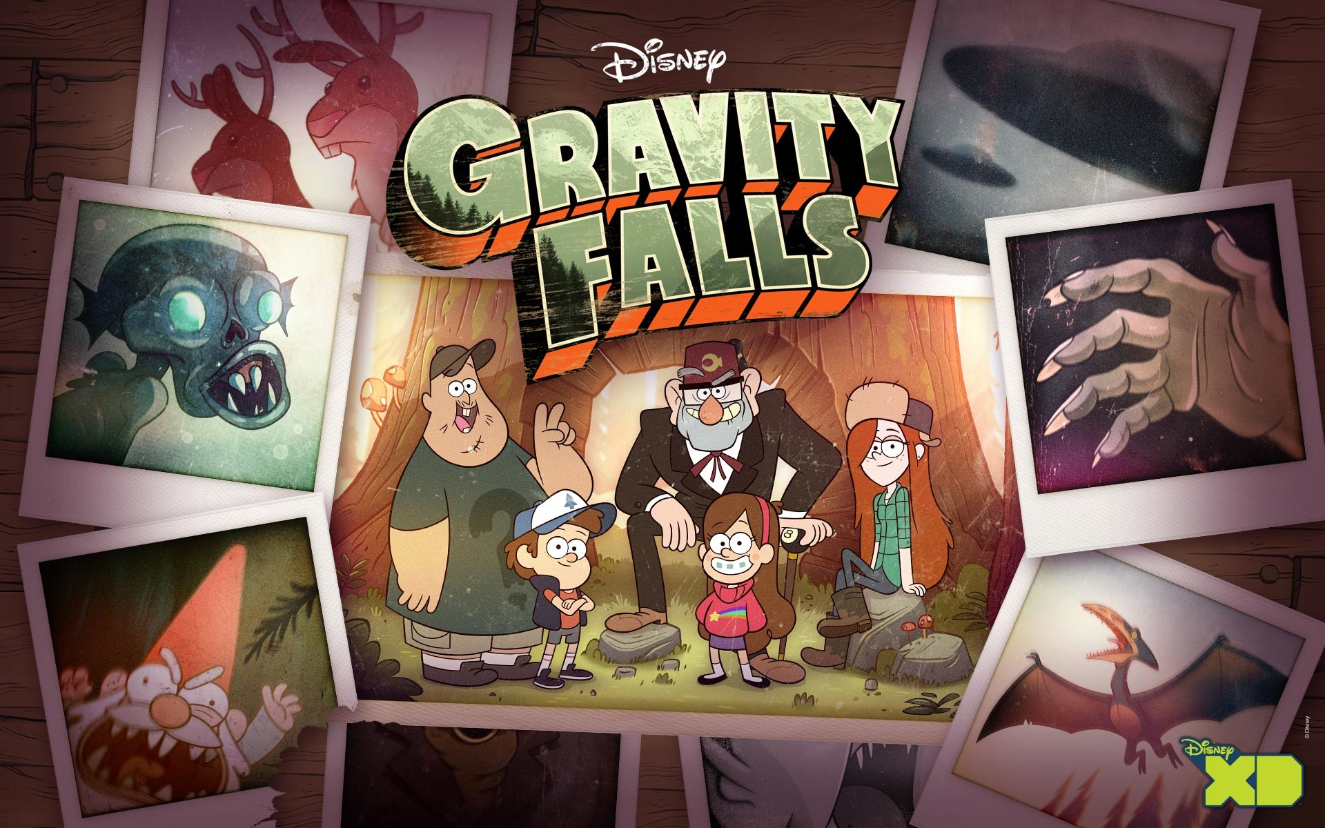 1920x1200 Gravity Falls HD Wallpapers