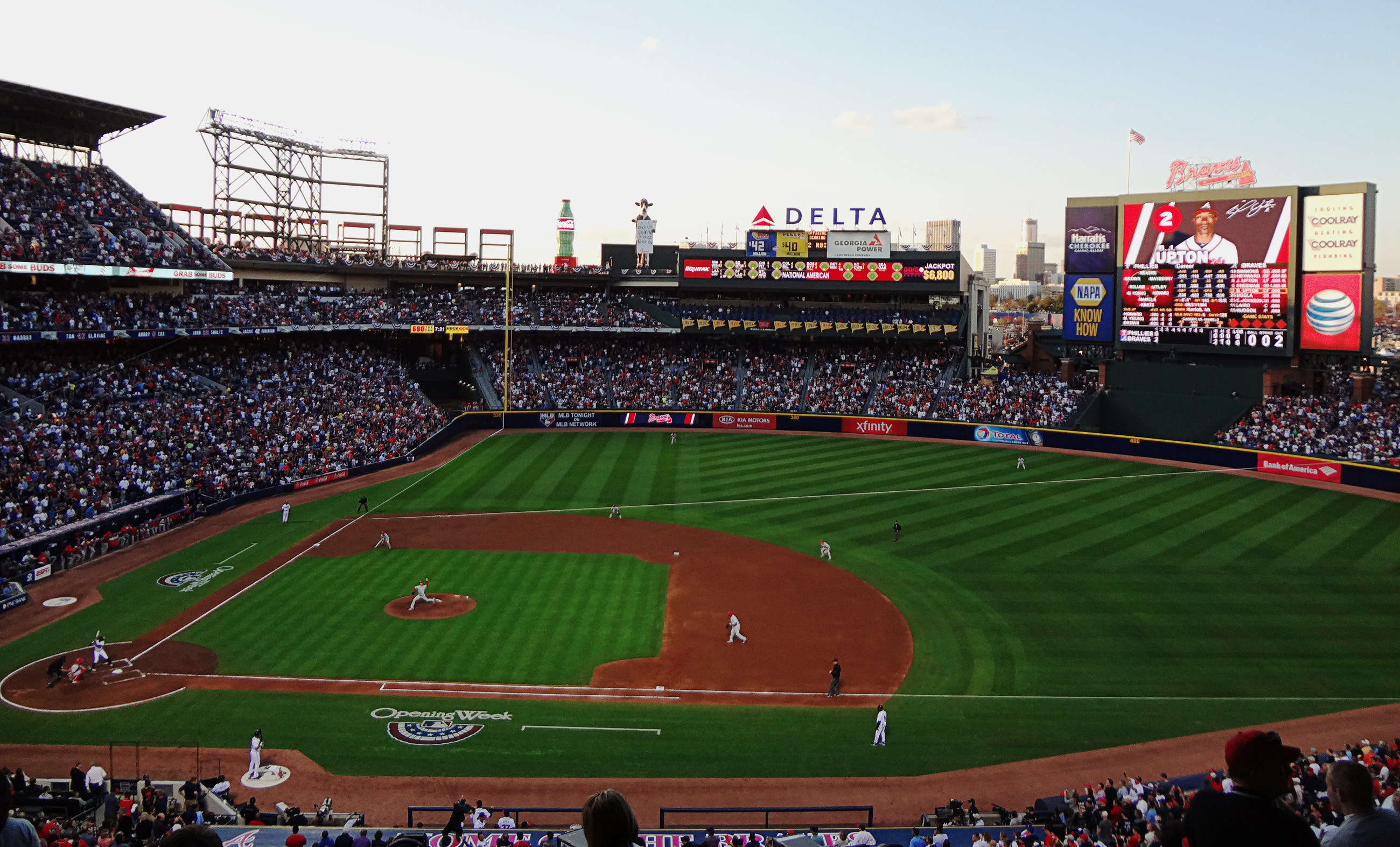 2600x1574 Atlanta Braves Wallpaper for iPad - WallpaperSafari