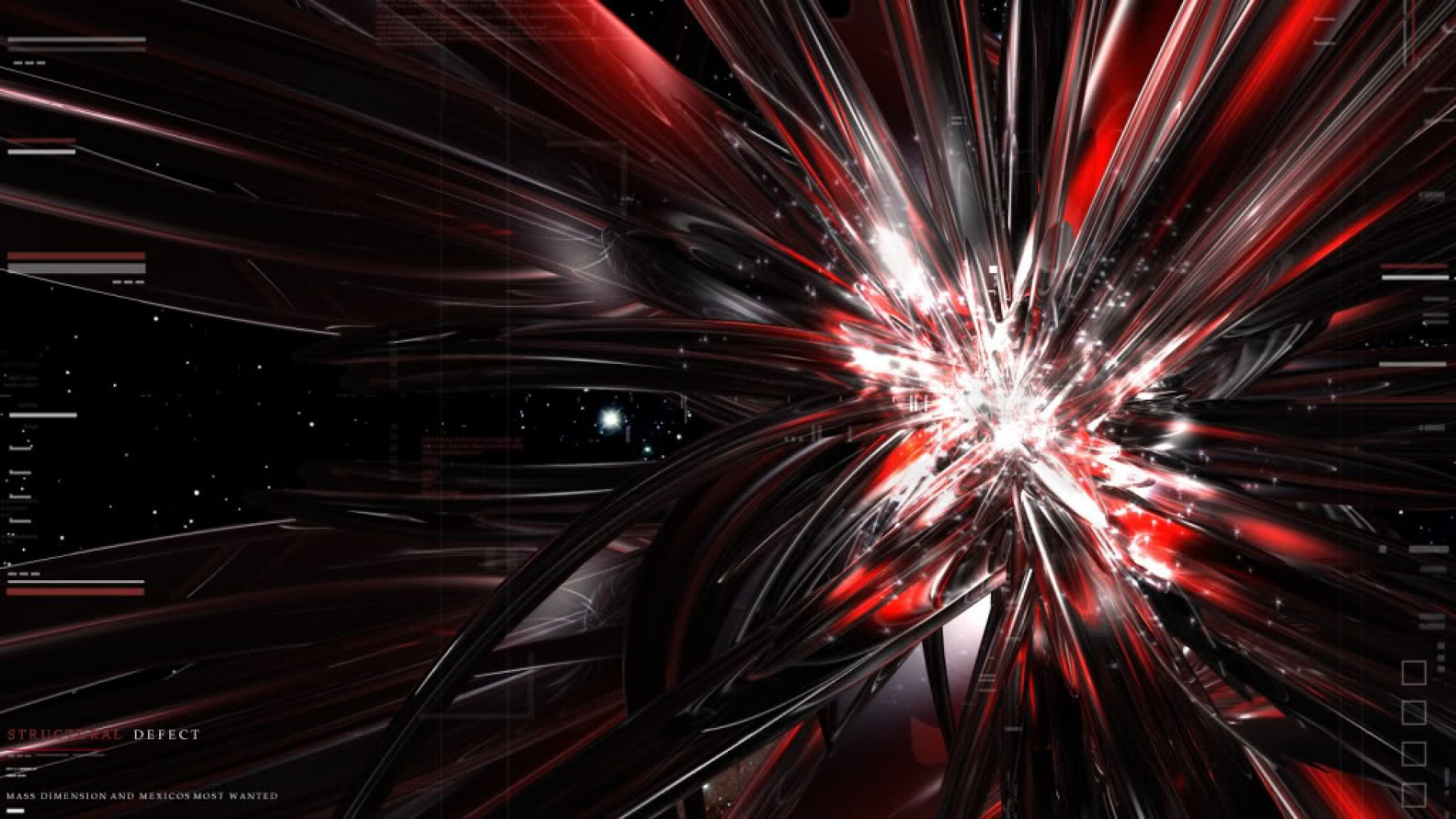 Red Black White Abstract Wallpaper (58+ images)