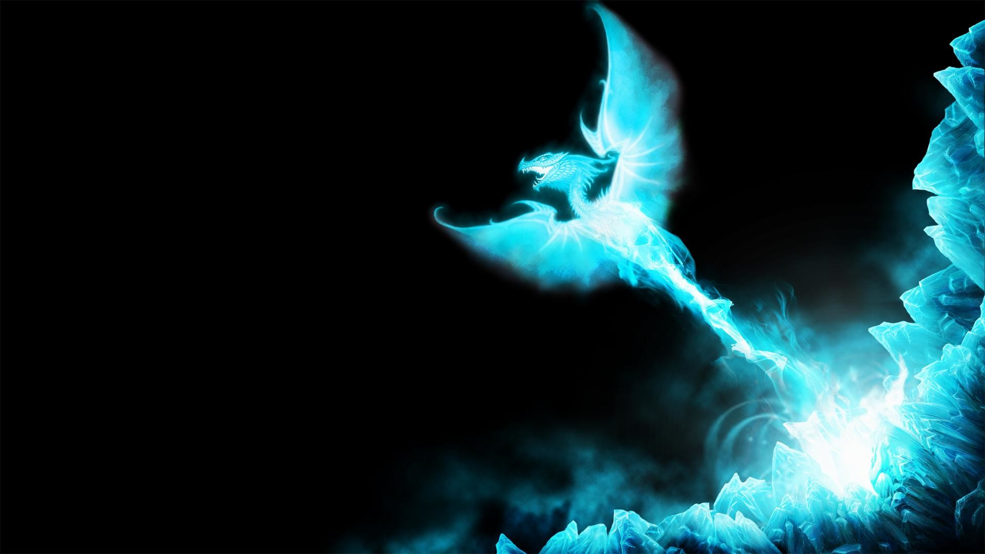 1920x1080 wallpaper.wiki-Ice-Dragon-Picture-PIC-WPE004883
