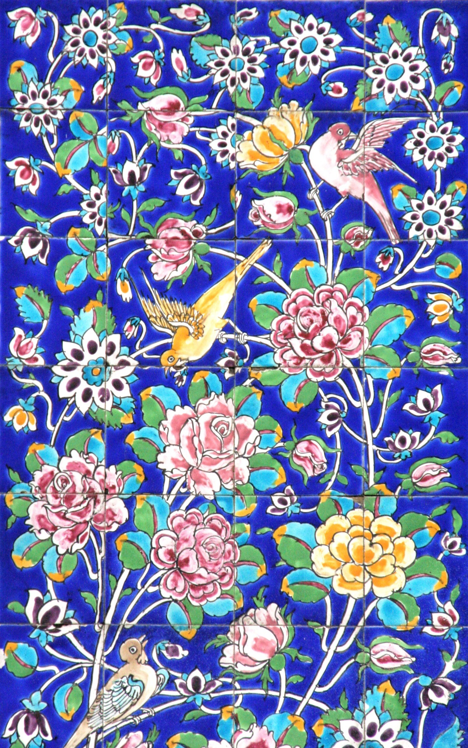 1526x2439 flower pattern line ceramic tile craft textile art design decorative wallpaper  tapestry flooring