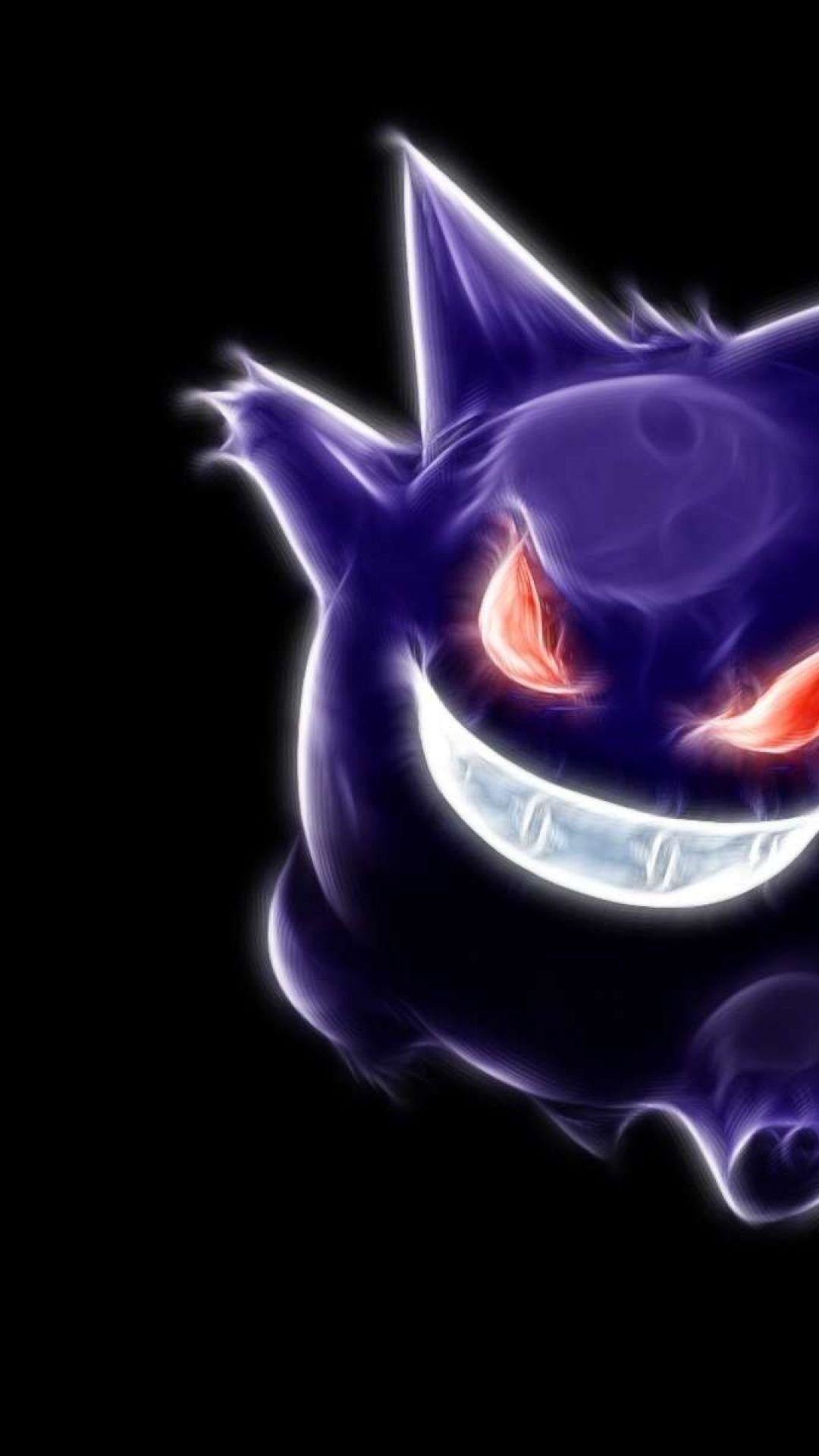 1080x1920 Mega Gengar Wallpaper | HD Wallpapers