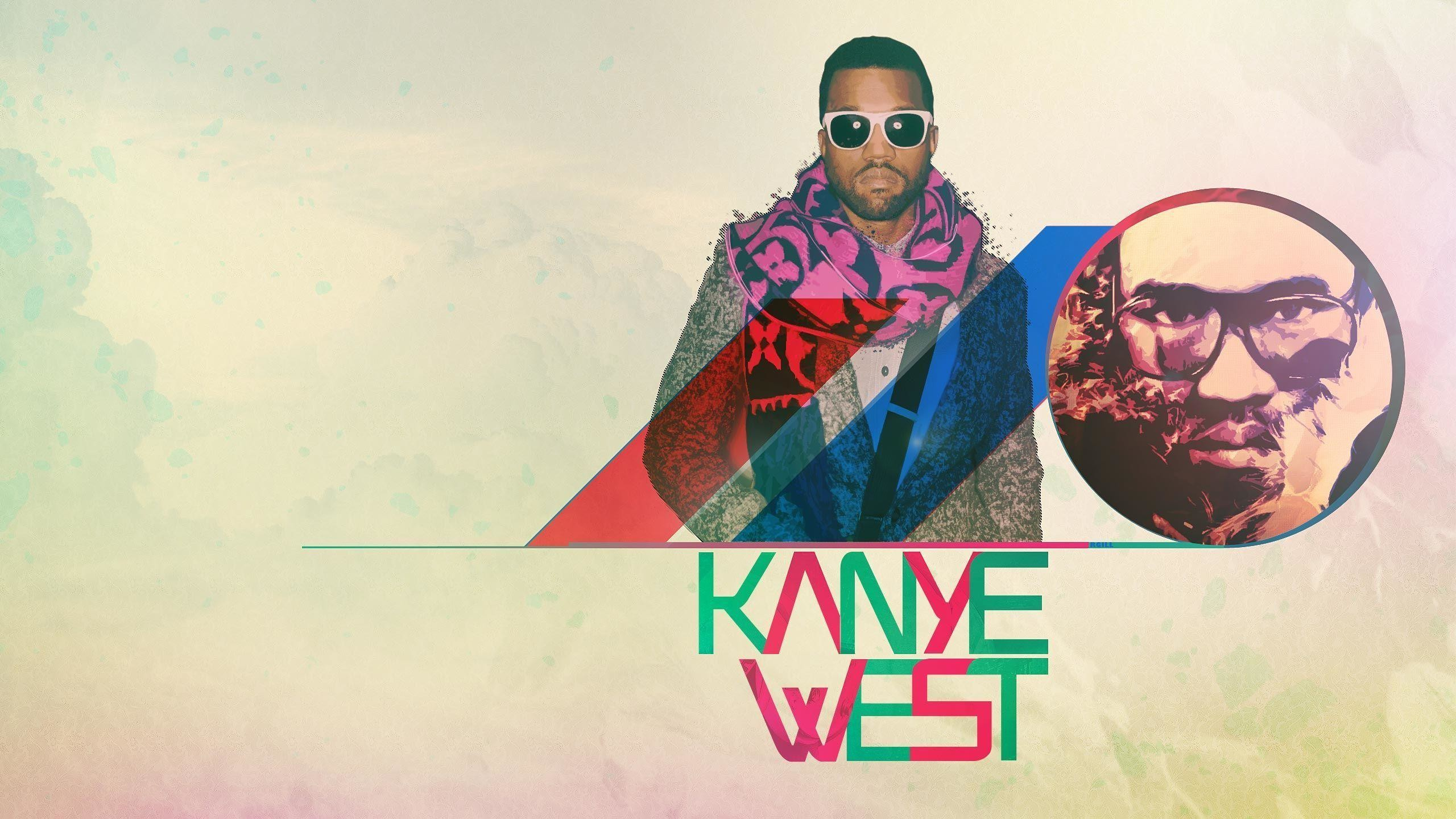 2560x1440 Kanye West Graduation Wallpapers - Wallpaper Cave