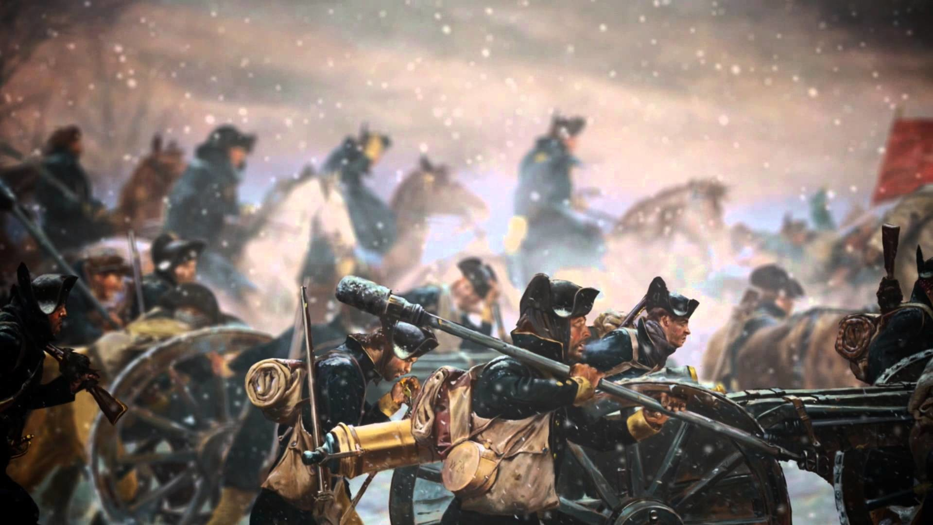 1920x1080 The American Revolution As Insurgency Campaign