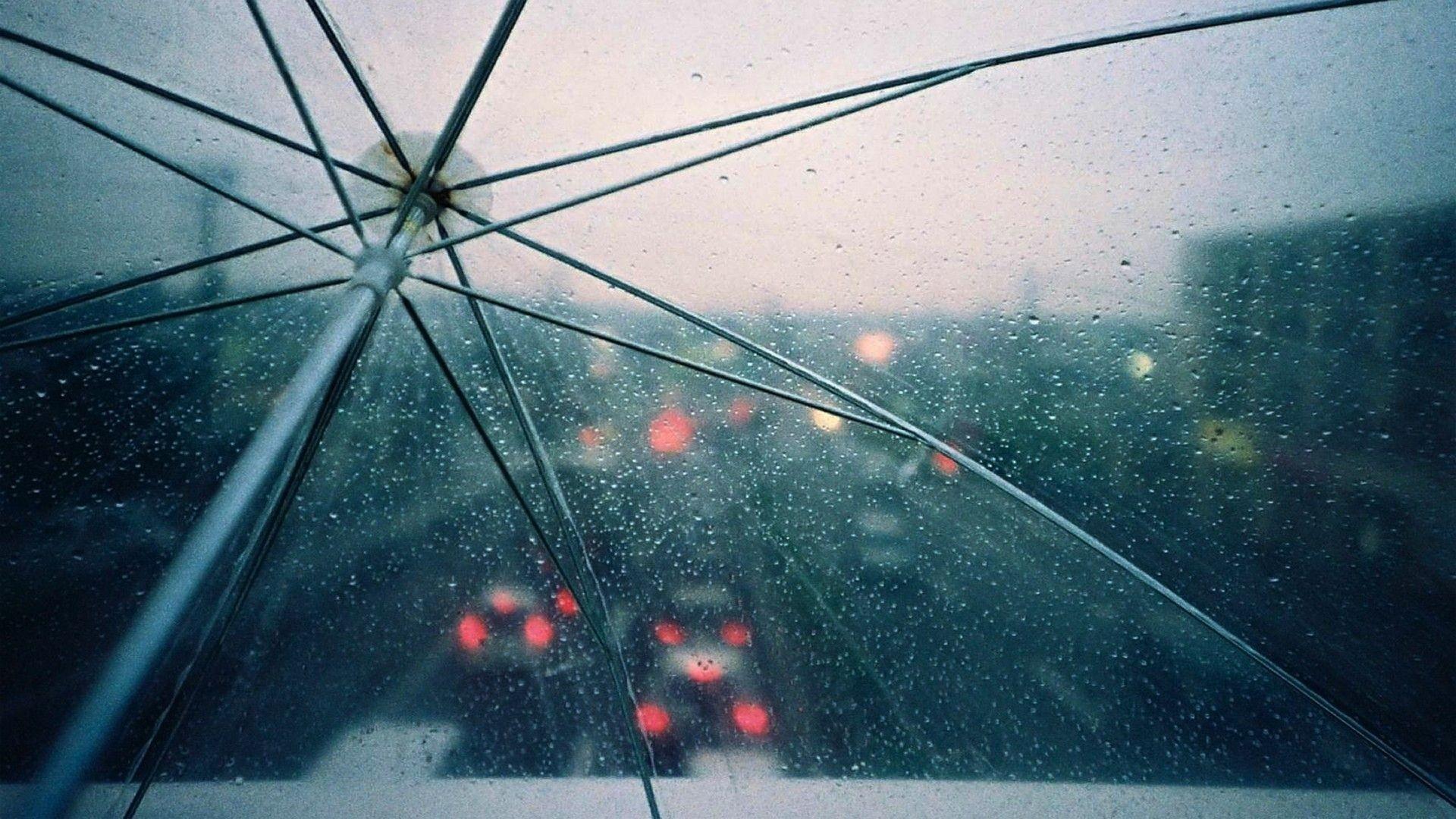 Rain Wallpapers HD Wallpaper