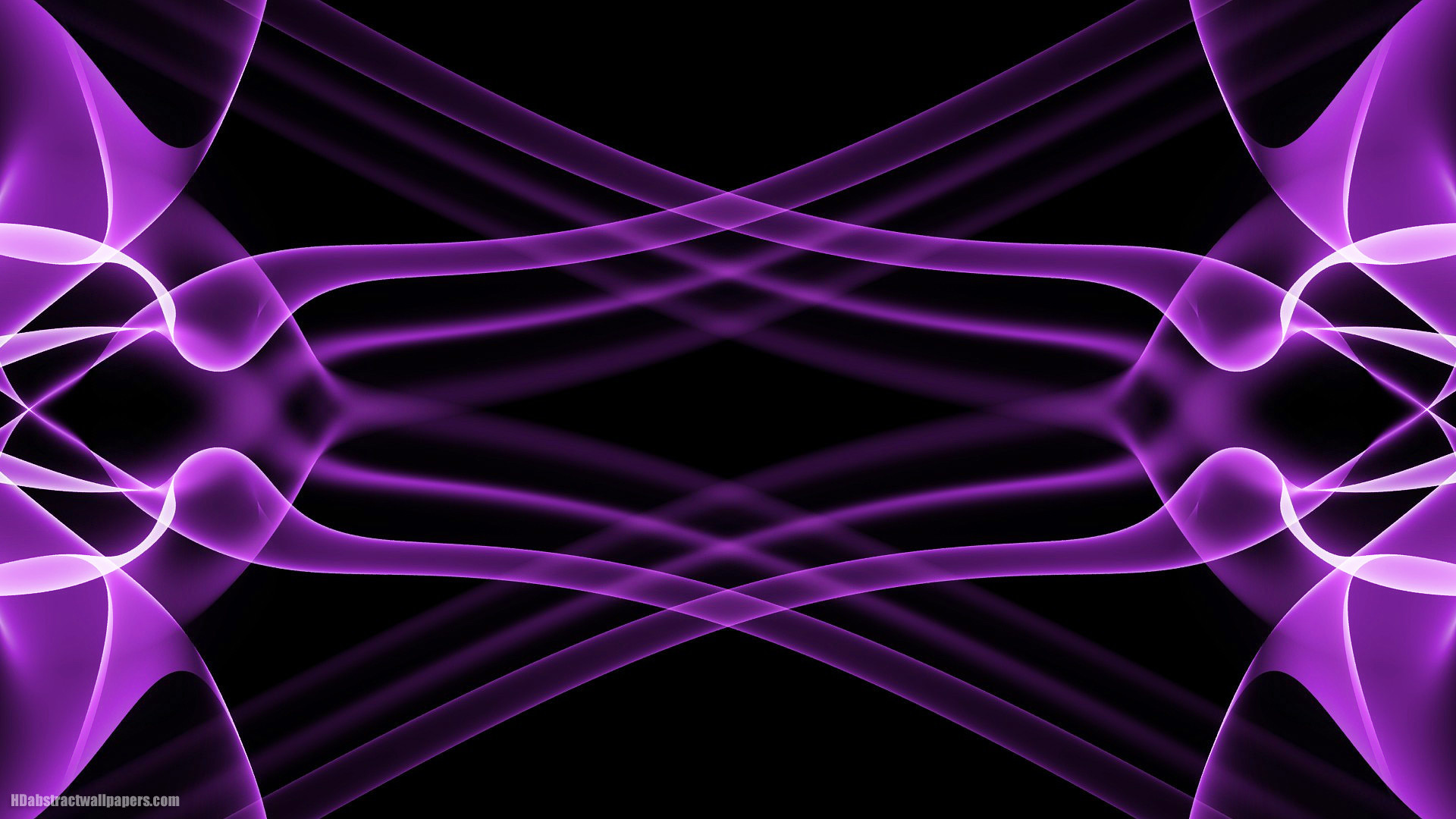 1920x1080 Abstract purple wallpaper with a black background. In HD quality resolution  .