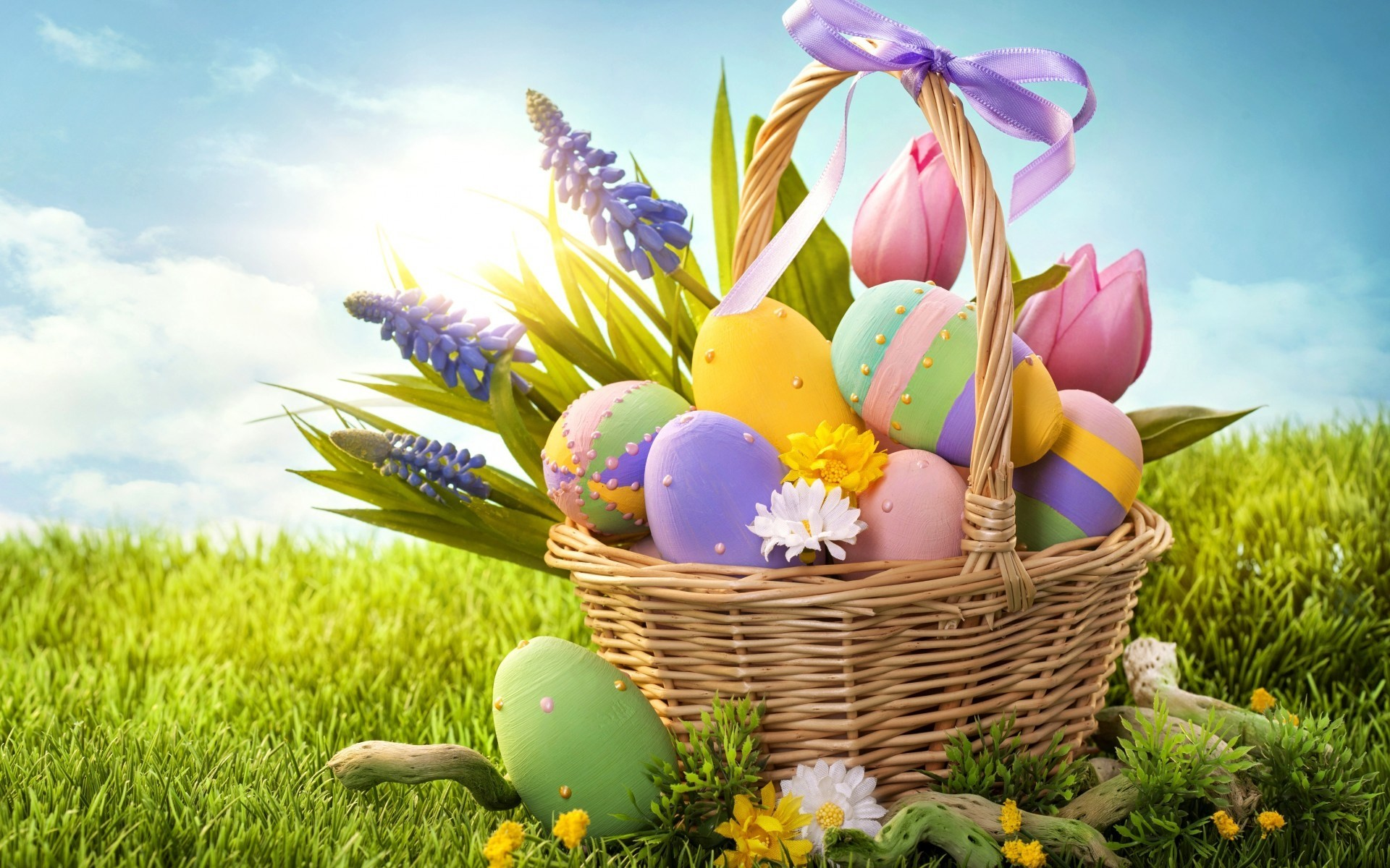 Easter Desktop Backgrounds 66 Images