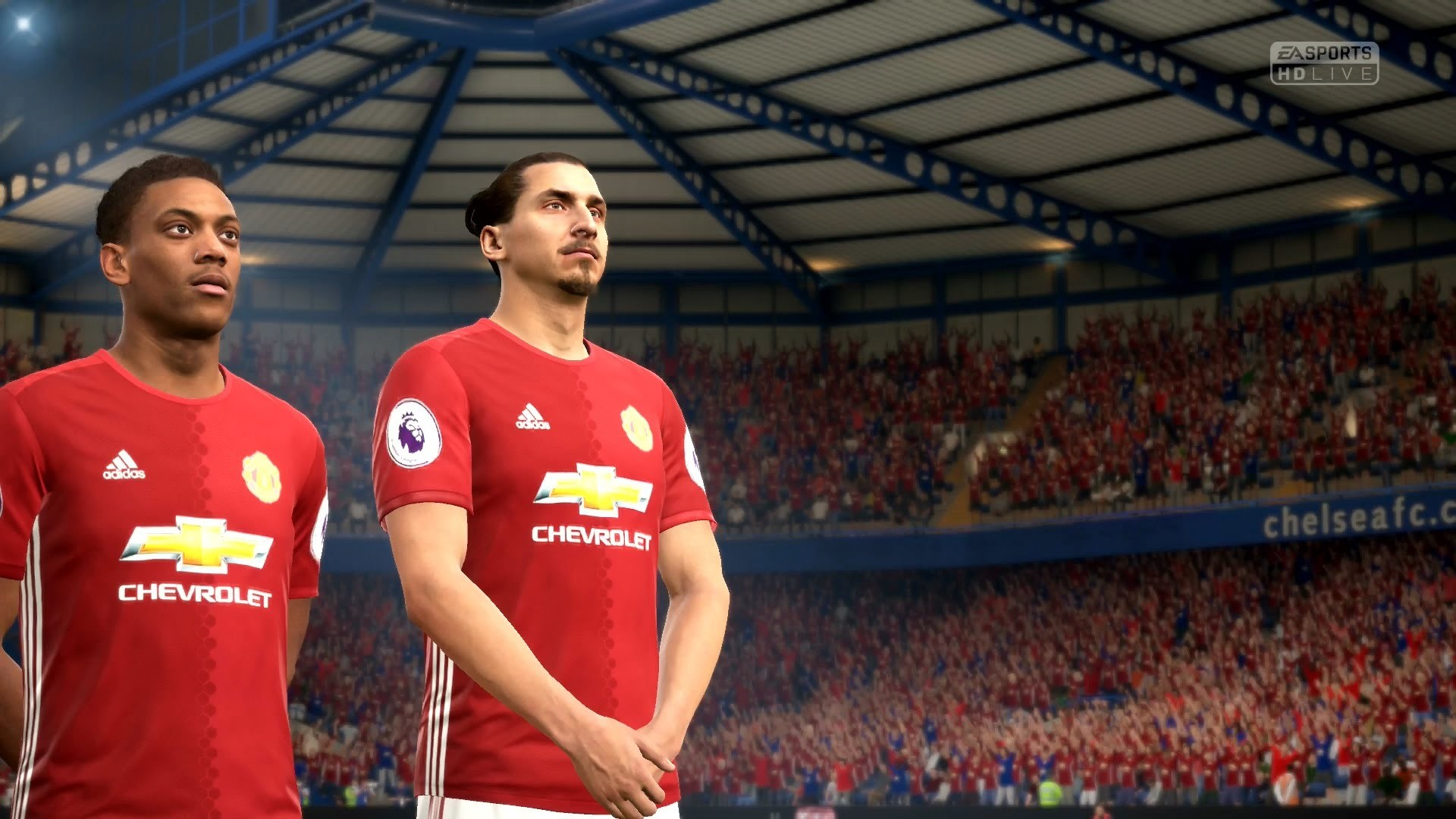 Manchester united hd wallpaper 2018 73 images 1920x1080 the emirates fa cup final chelsea vs manchester united fifa 17 youtube voltagebd Image collections