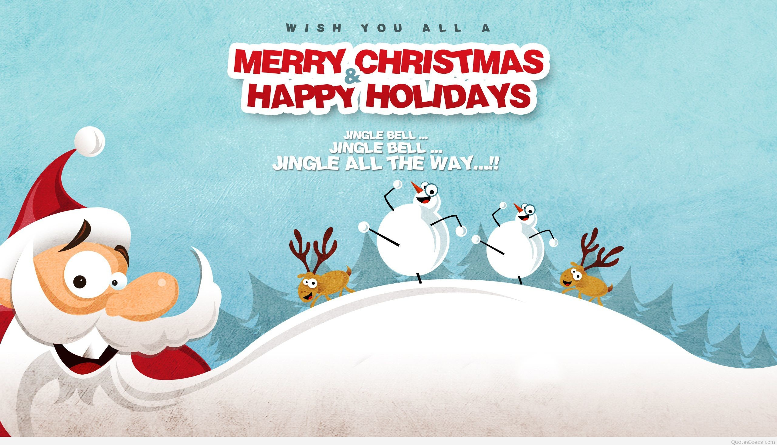 funny christmas wallpapers  51  images