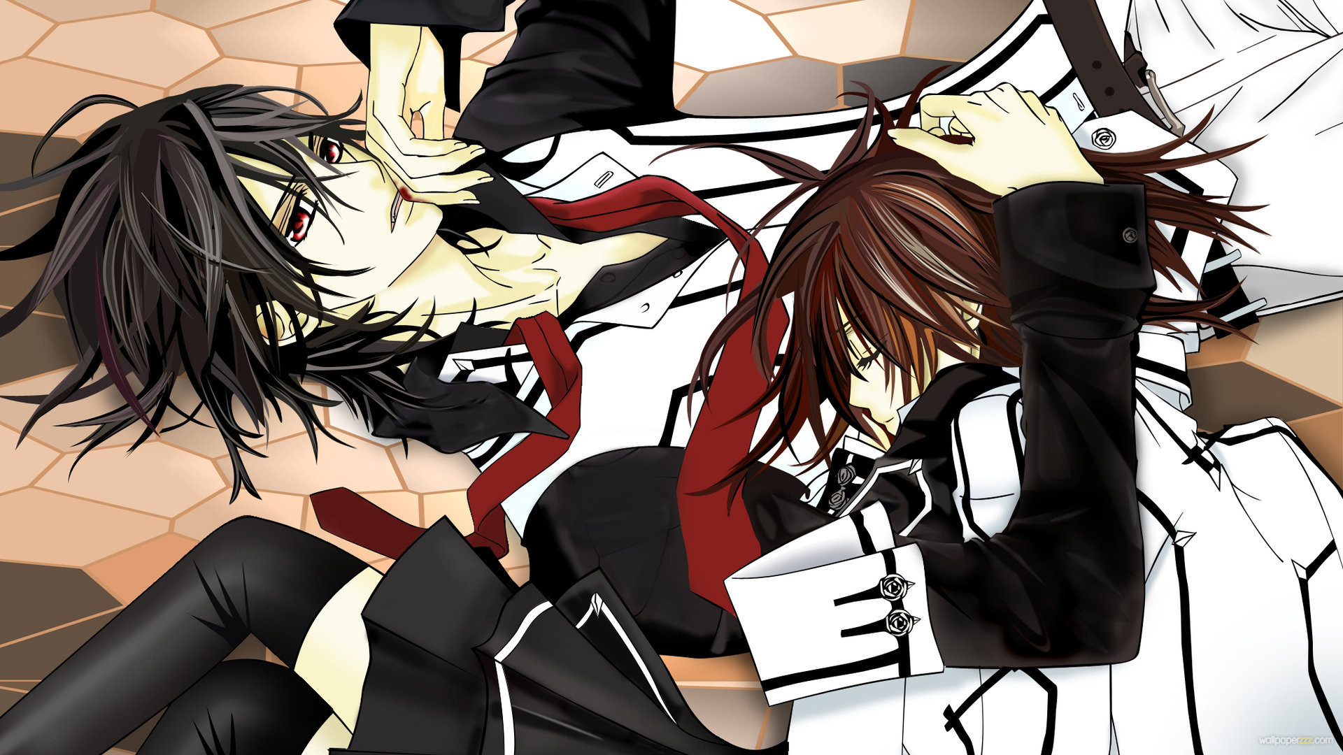 Anime wallpapers for laptop 65 images - Vampire knight anime wallpaper ...