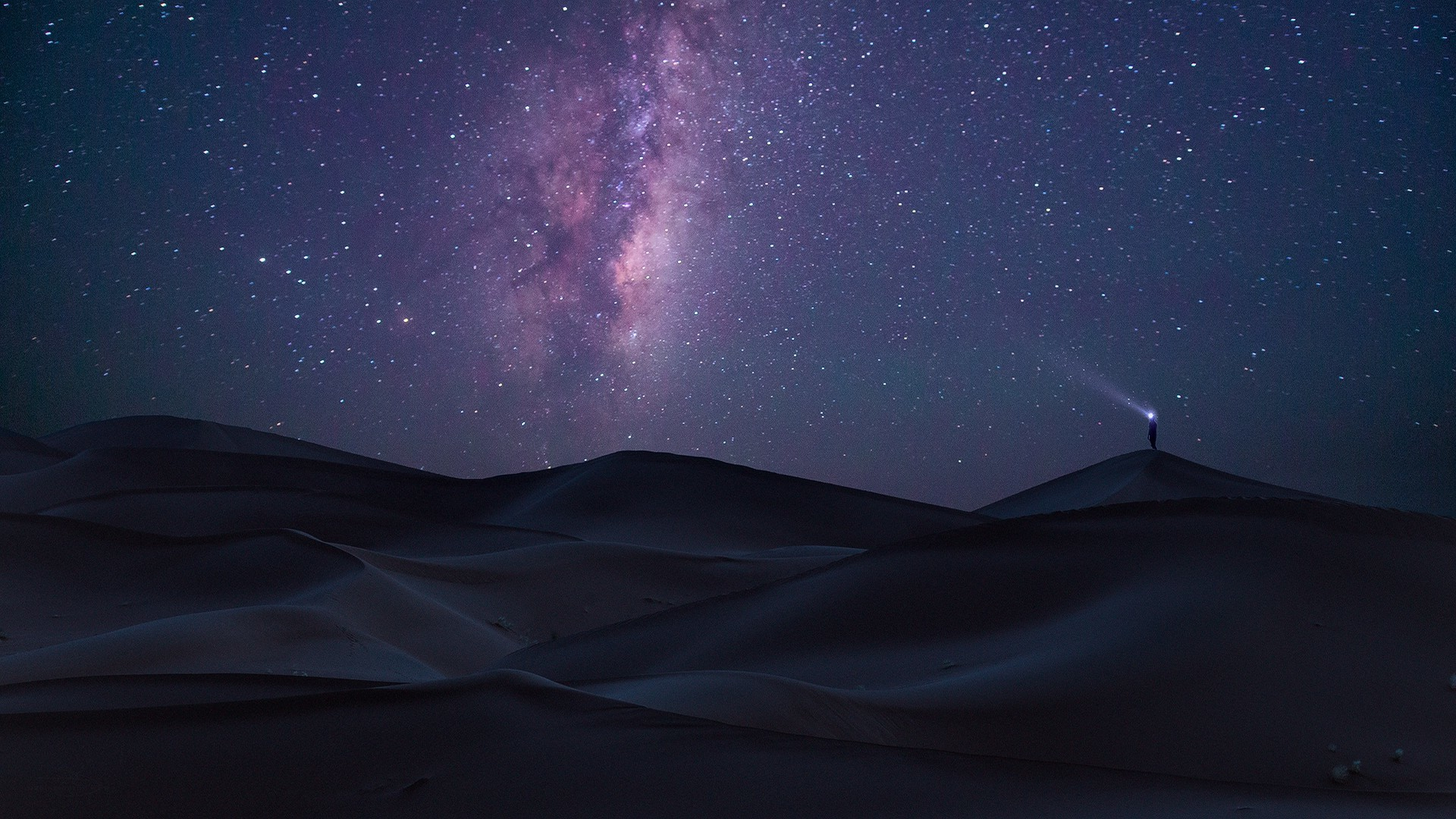 1920x1080 nature, Landscape, Long Exposure, Desert, Sahara, Milky Way, Starry Night,  Dune, Space Wallpapers HD / Desktop and Mobile Backgrounds